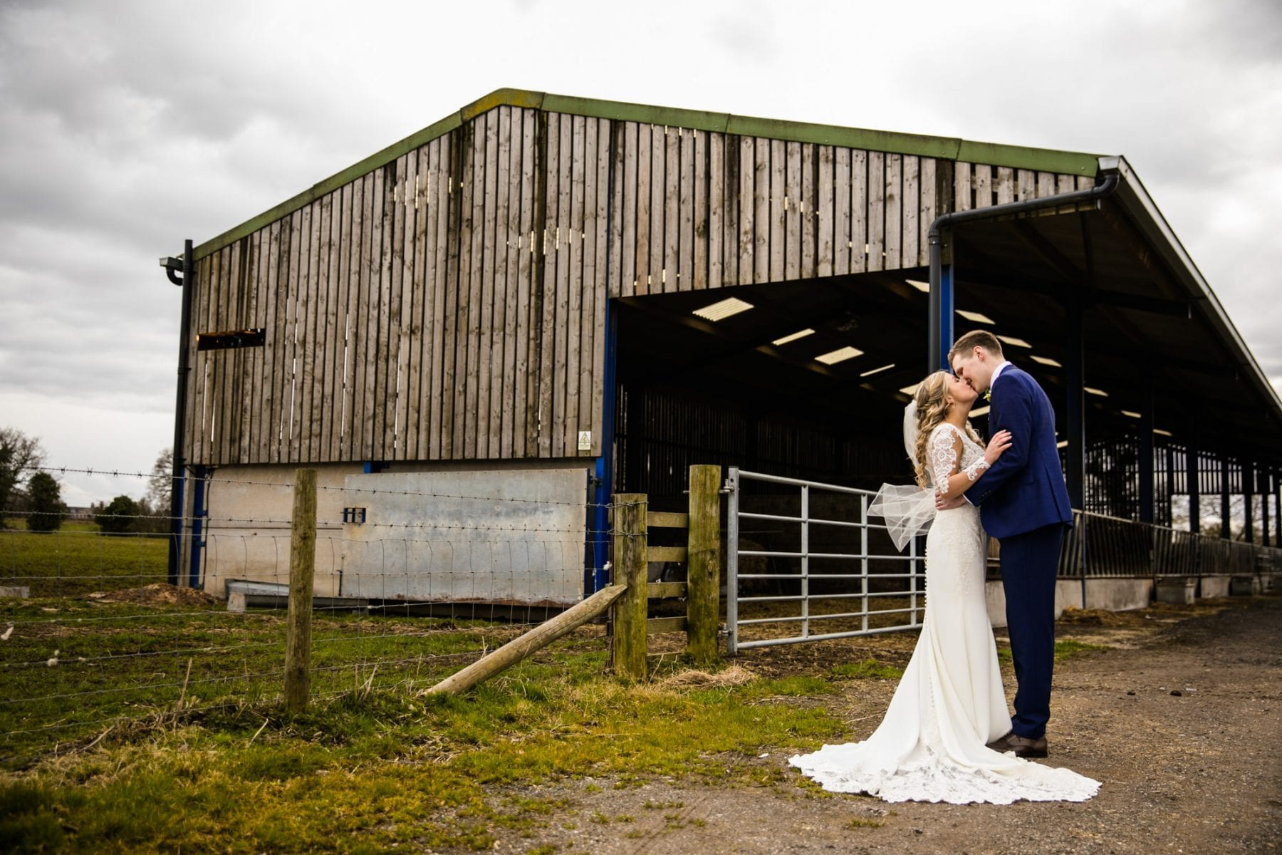 Owen House Barn Wedding Photos