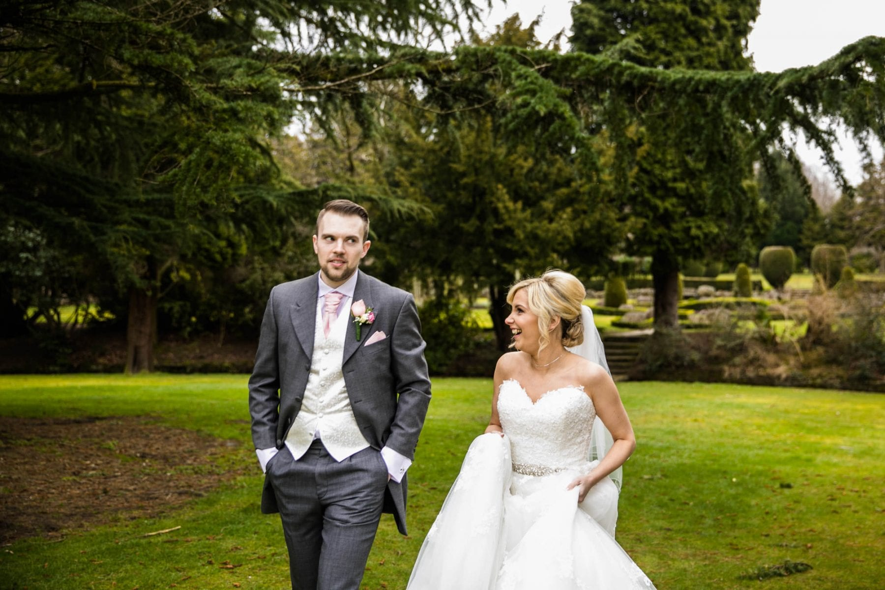 Creative Wedding Photographer Mottram Hall