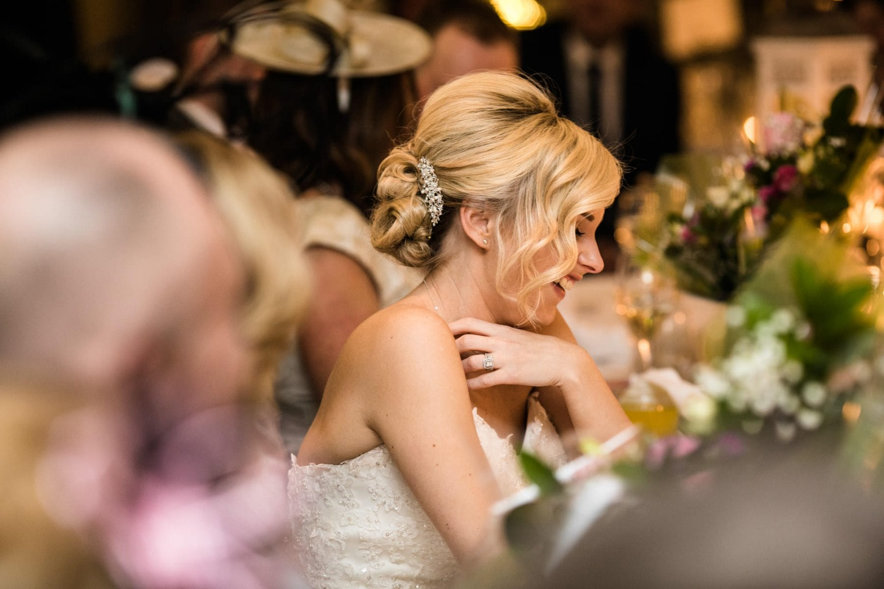 Documentary Wedding Photographer Mottram Hall