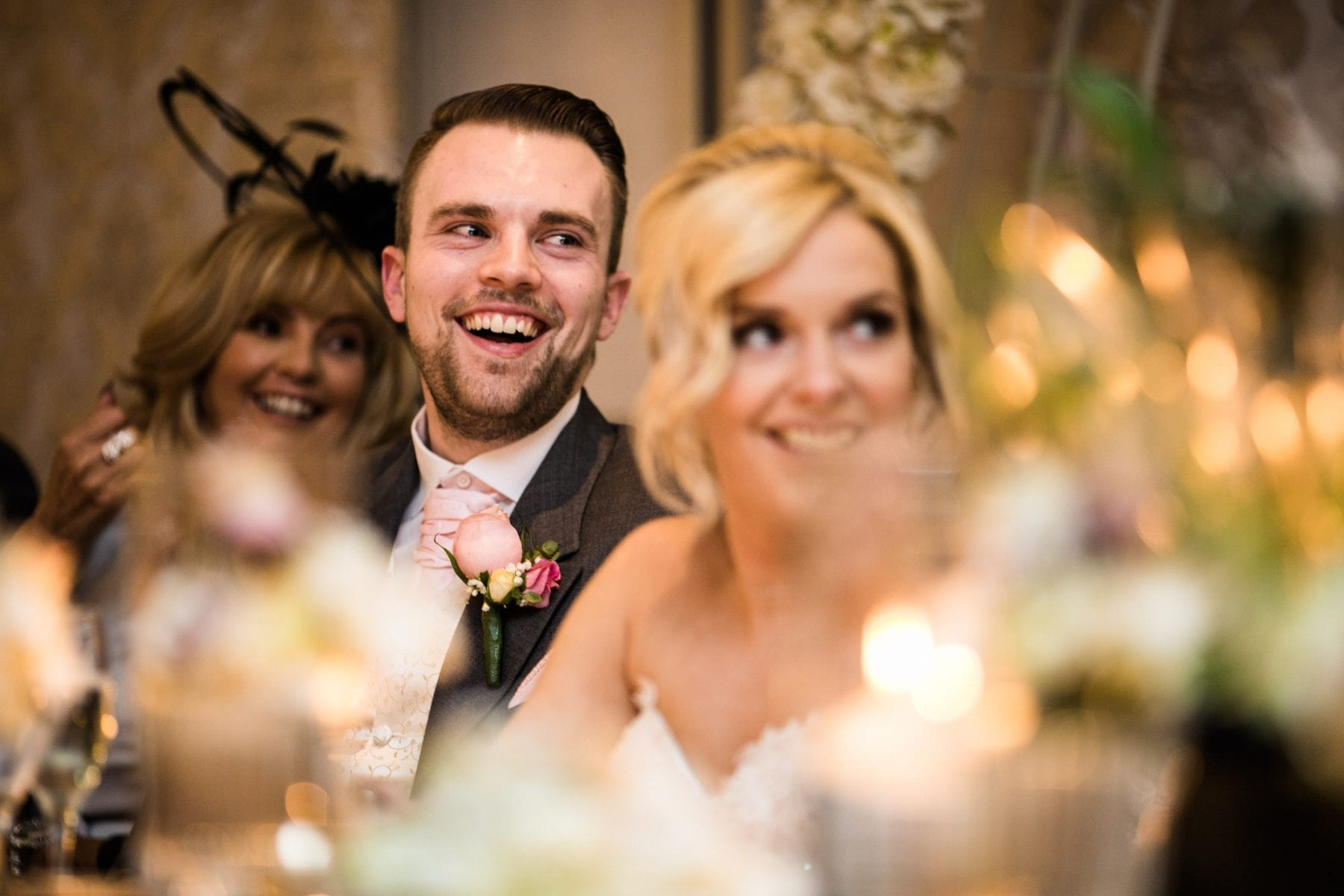 Documentary Wedding Photography Mottram Hall