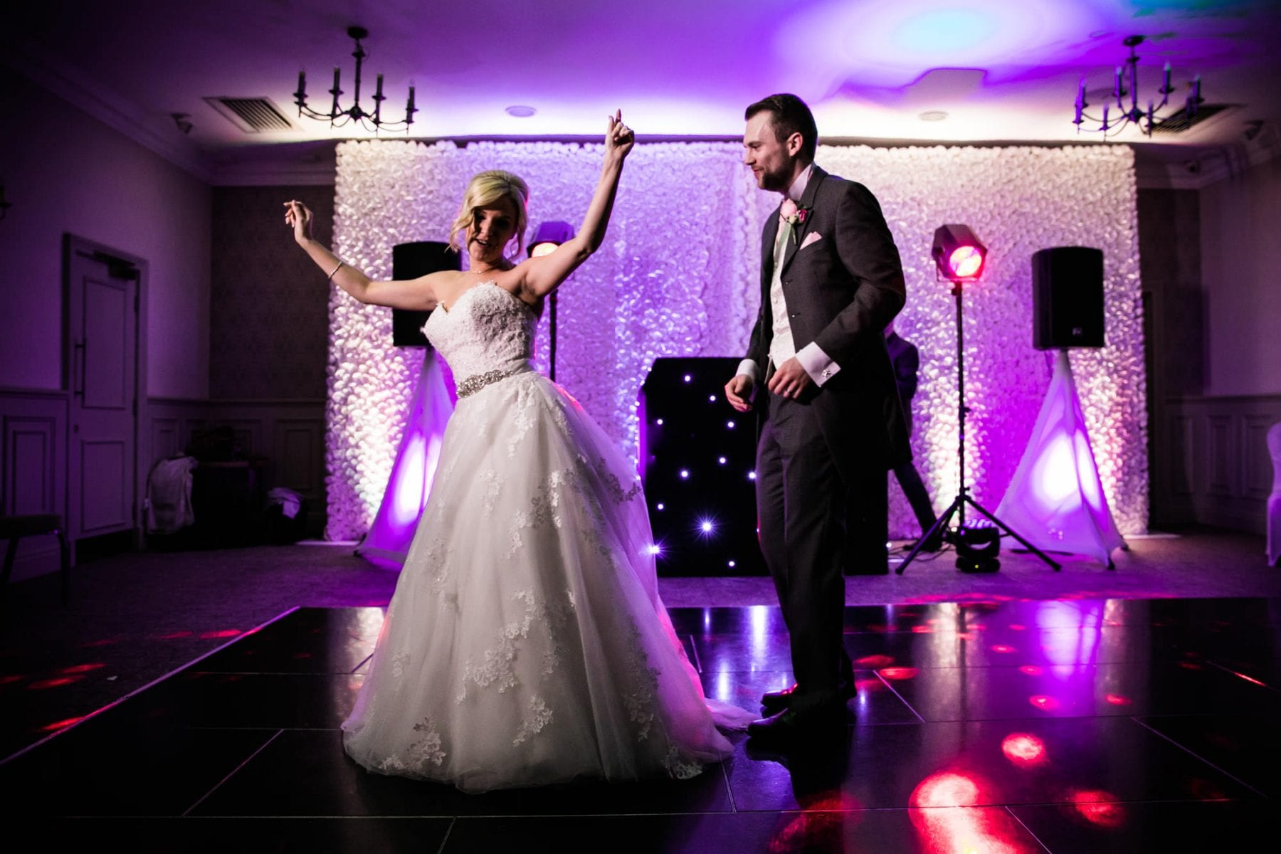 First Dance Mottram Hall