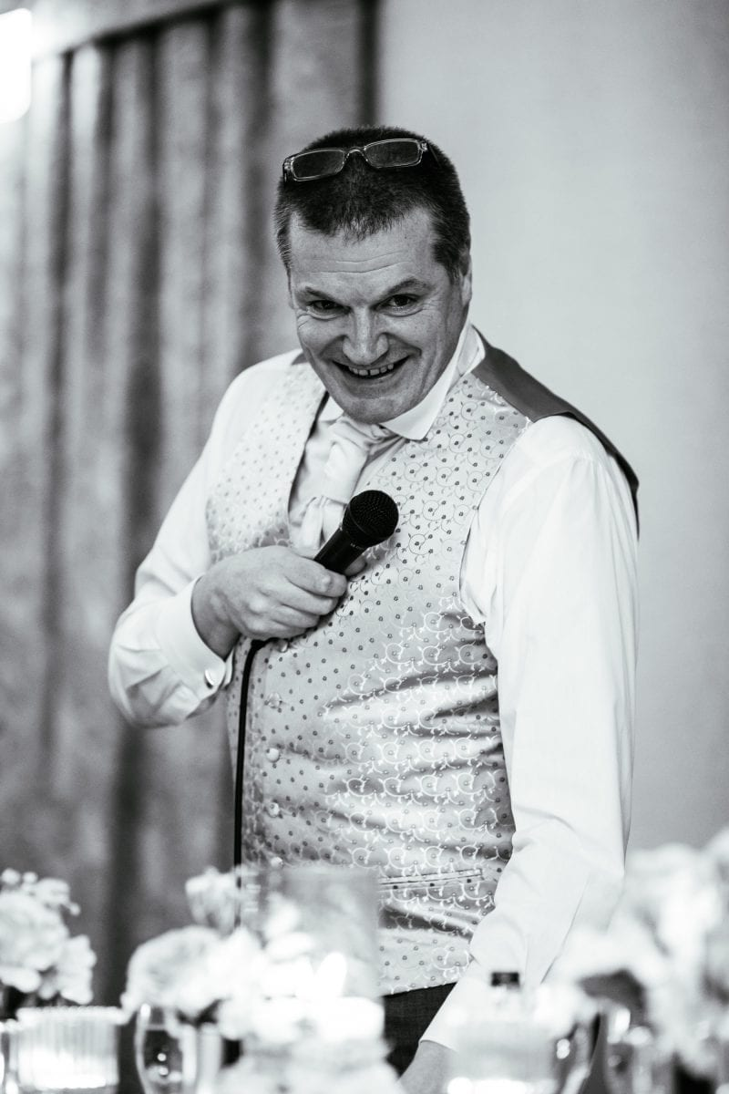 Fun Wedding Photographer Mottram Hall