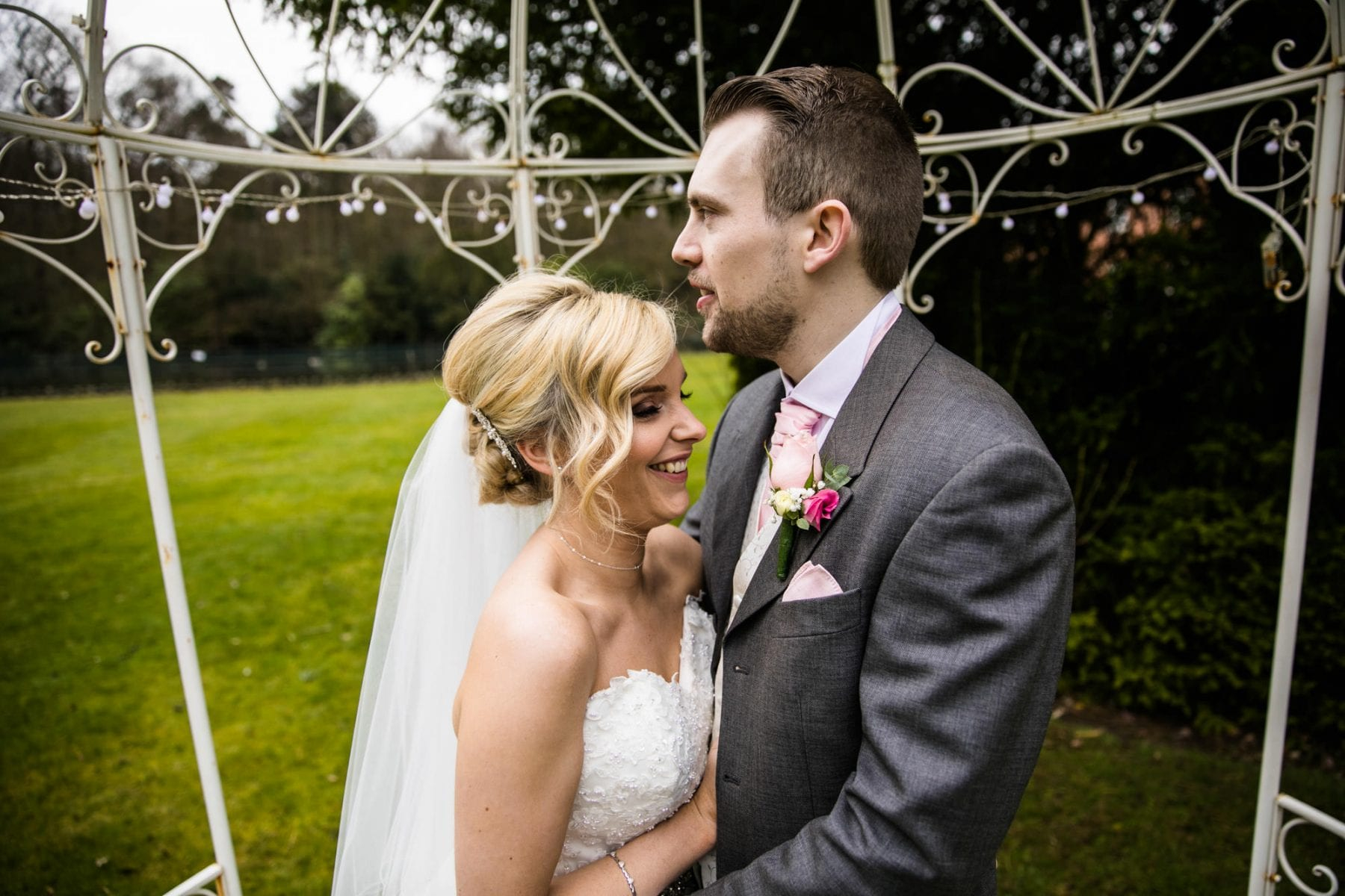 Fun Wedding Photography Mottram Hall