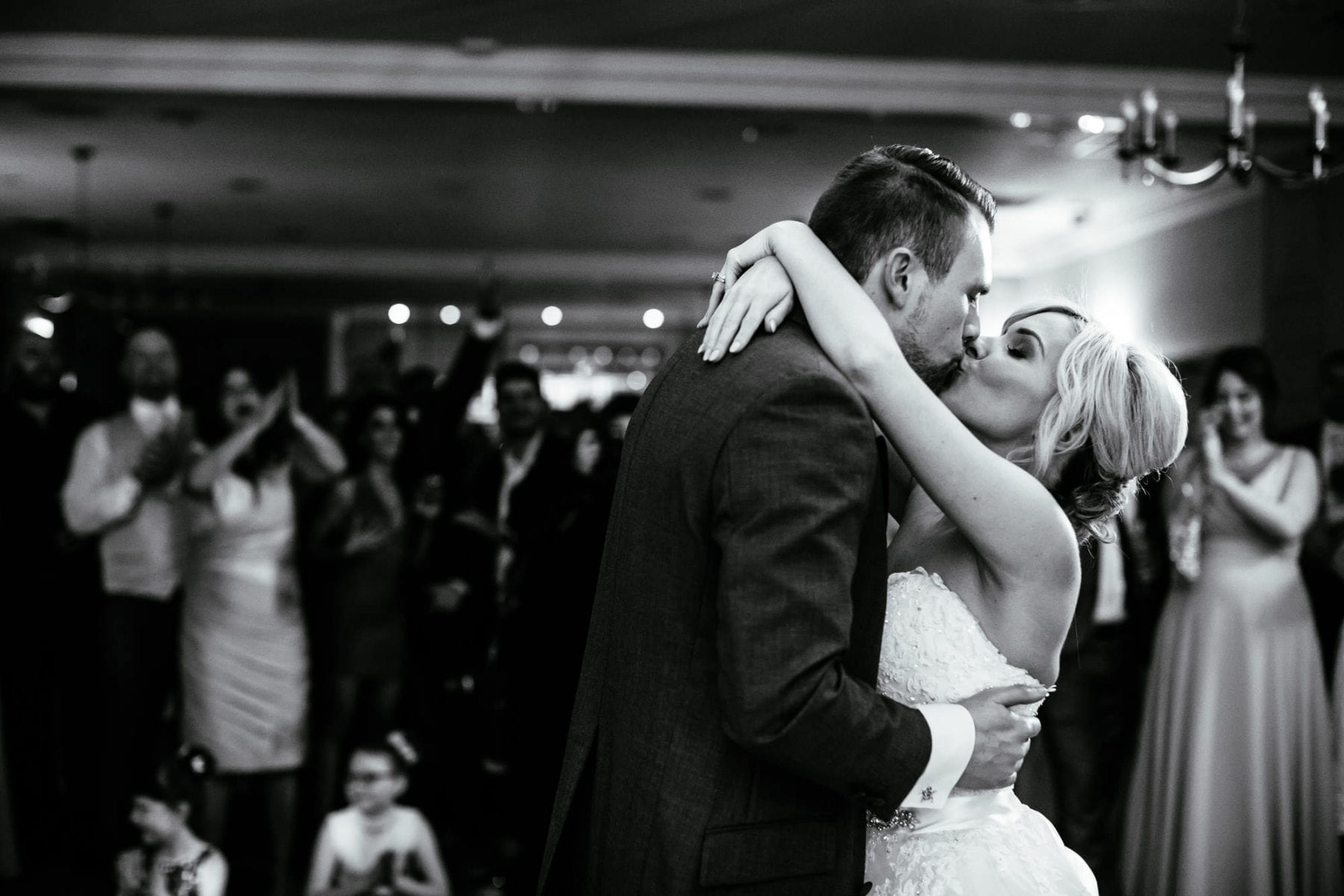 Mottram Hall Wedding First Dance