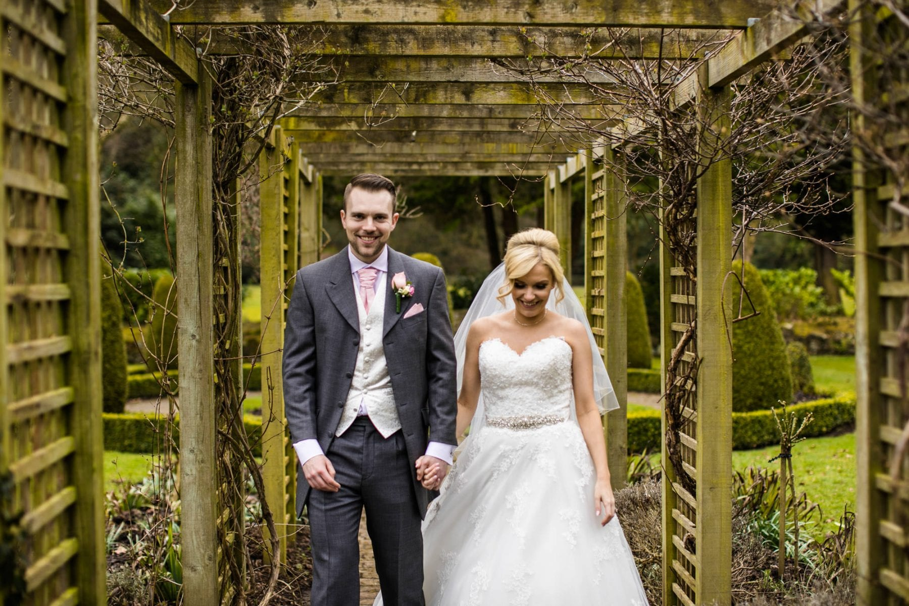 Natural Wedding Photographer Mottram Hall