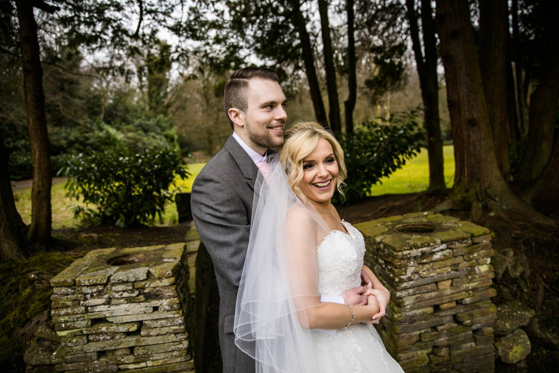Natural Wedding Photos Mottram Hall