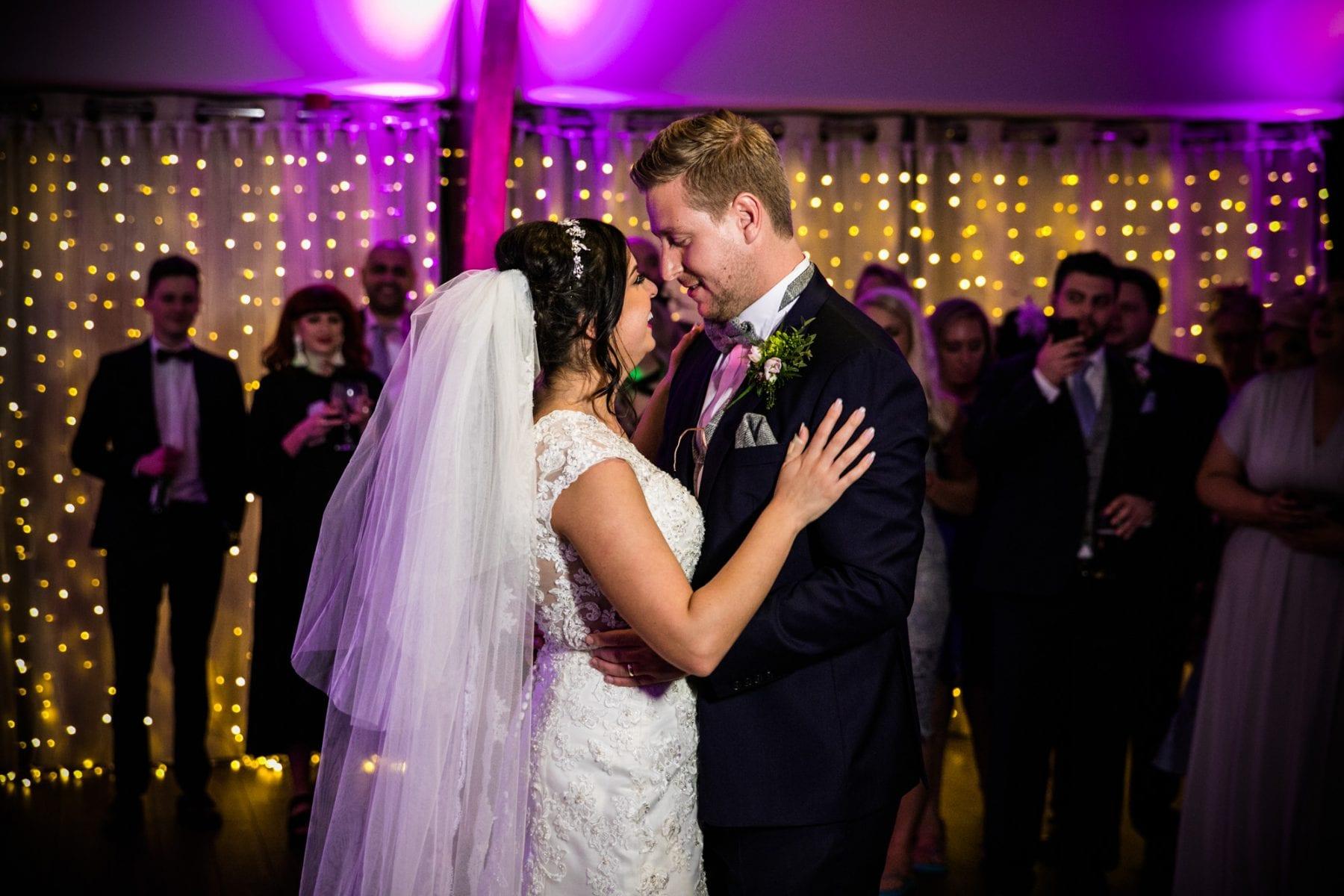 Creative Wedding Photographer Colshaw Hall