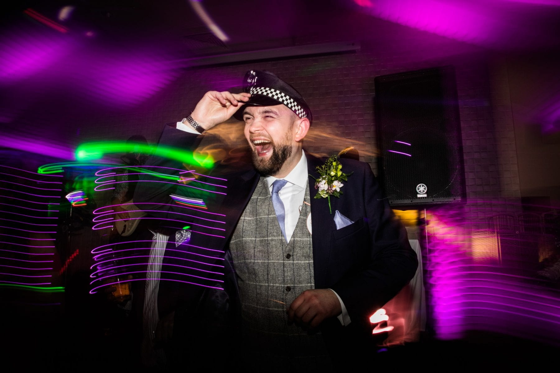 Creative Wedding Photographs Colshaw Hall