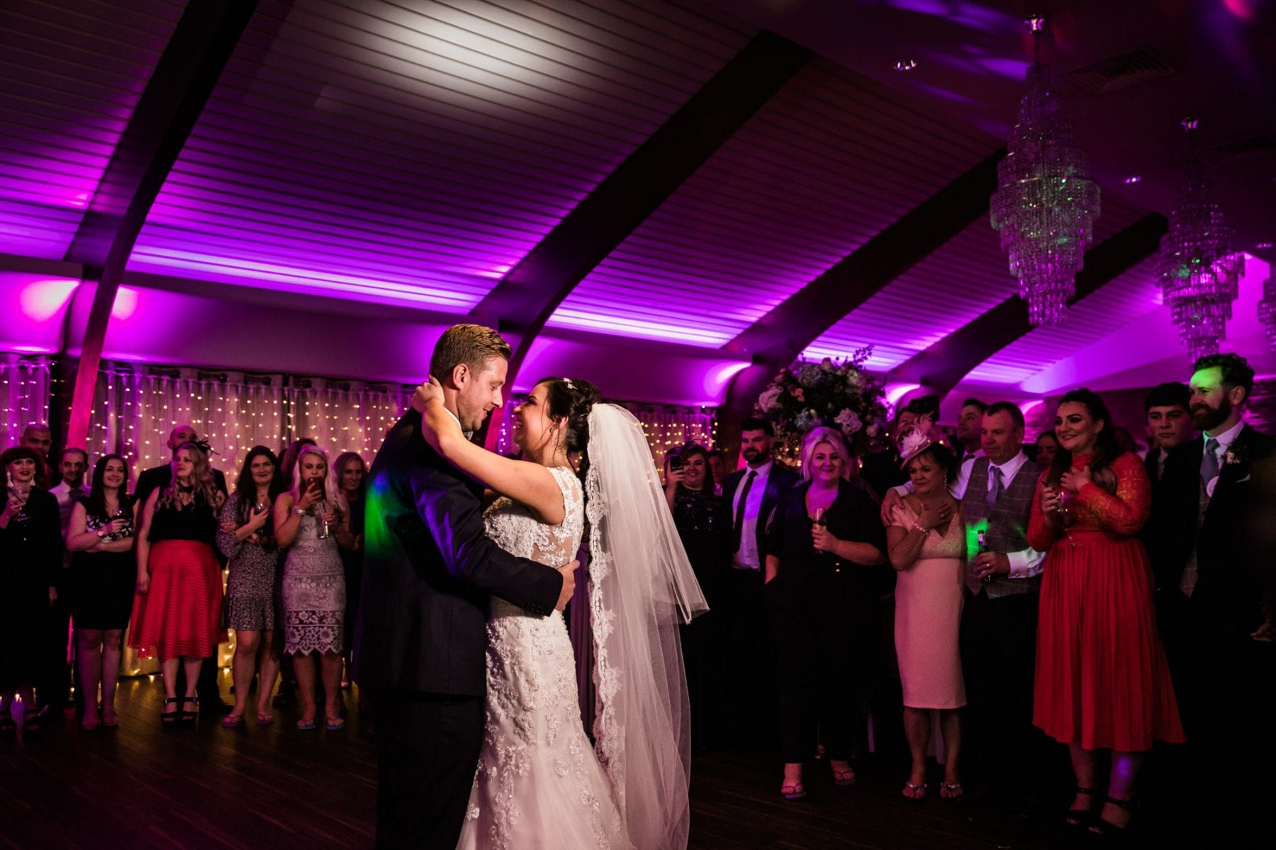 Creative Wedding Photography Colshaw Hall