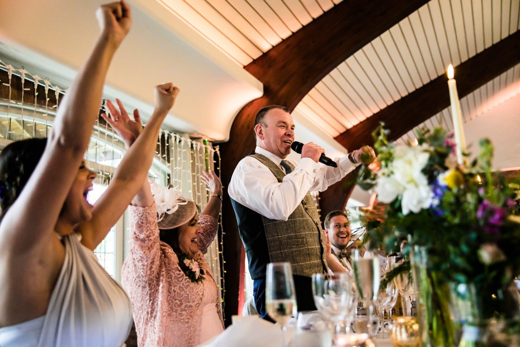Documentary Wedding Photographer Colshaw Hall