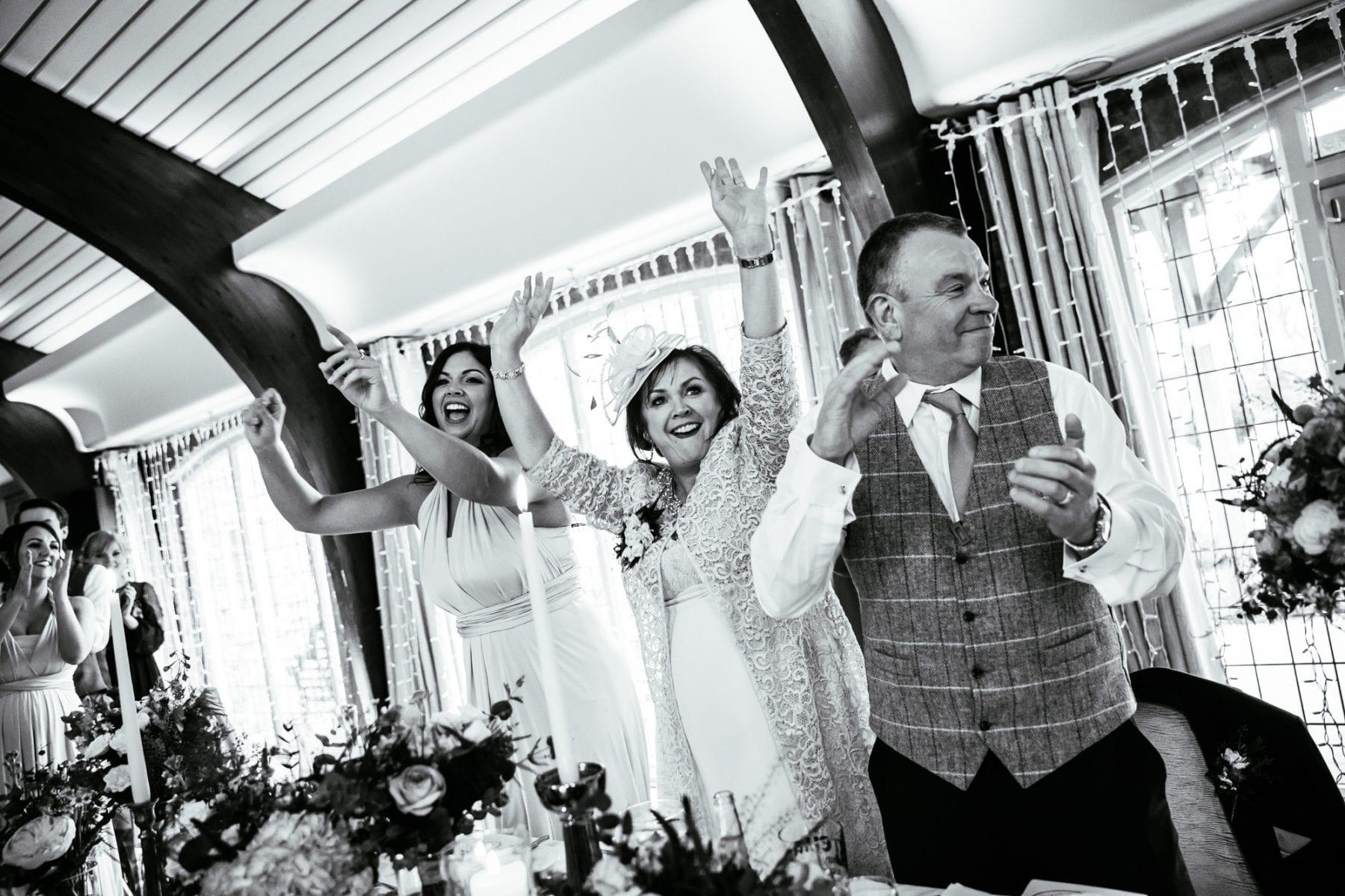 Documentary Wedding Photos Colshaw Hall