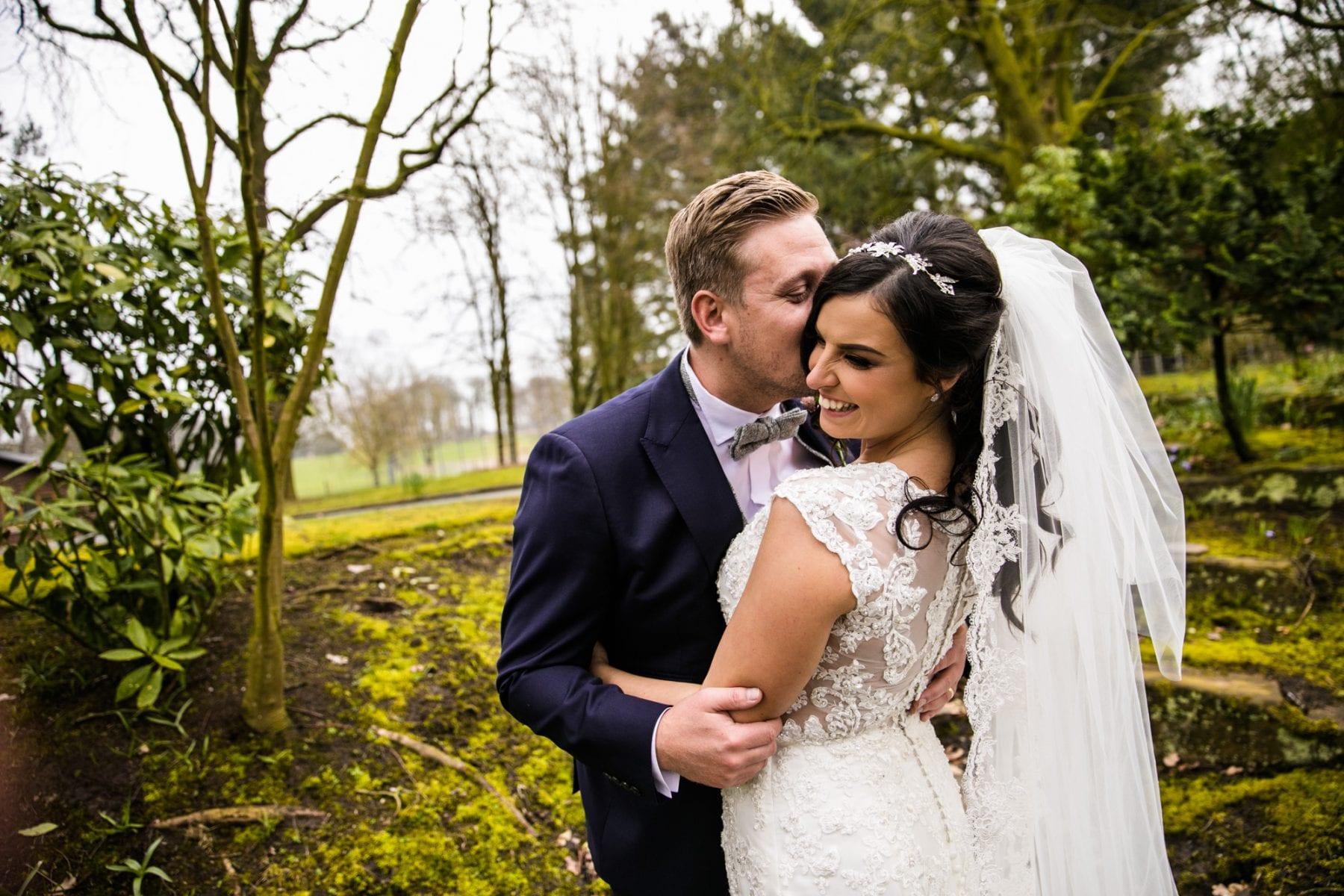Modern Wedding Photos Colshaw Hall