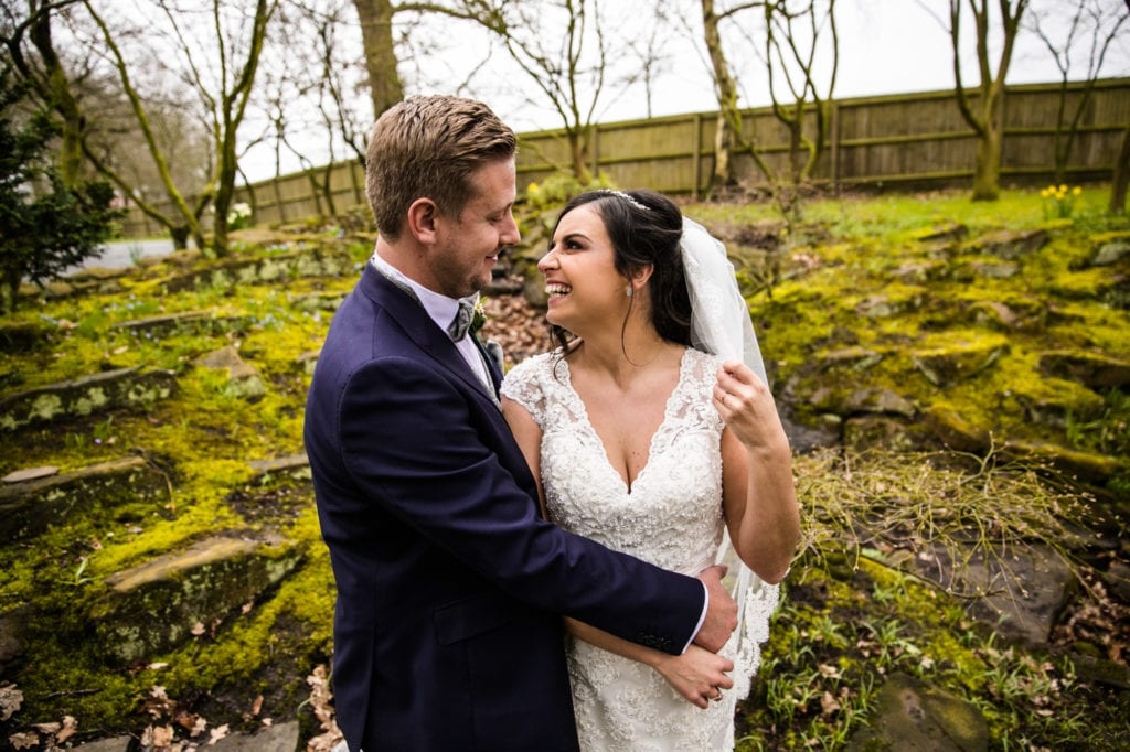 Natural Wedding Photographer Colshaw Hall