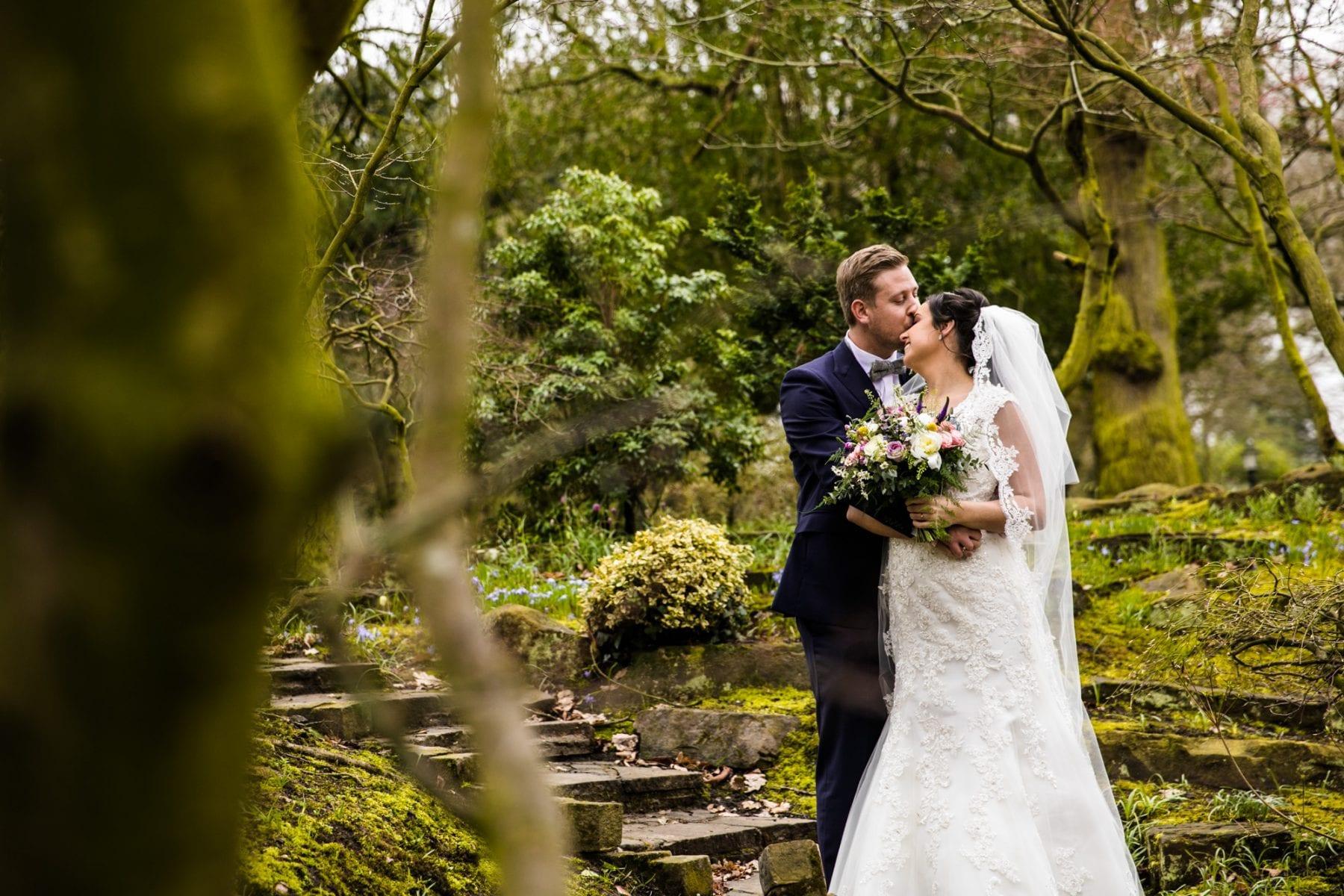 Natural Wedding Photography Colshaw Hall