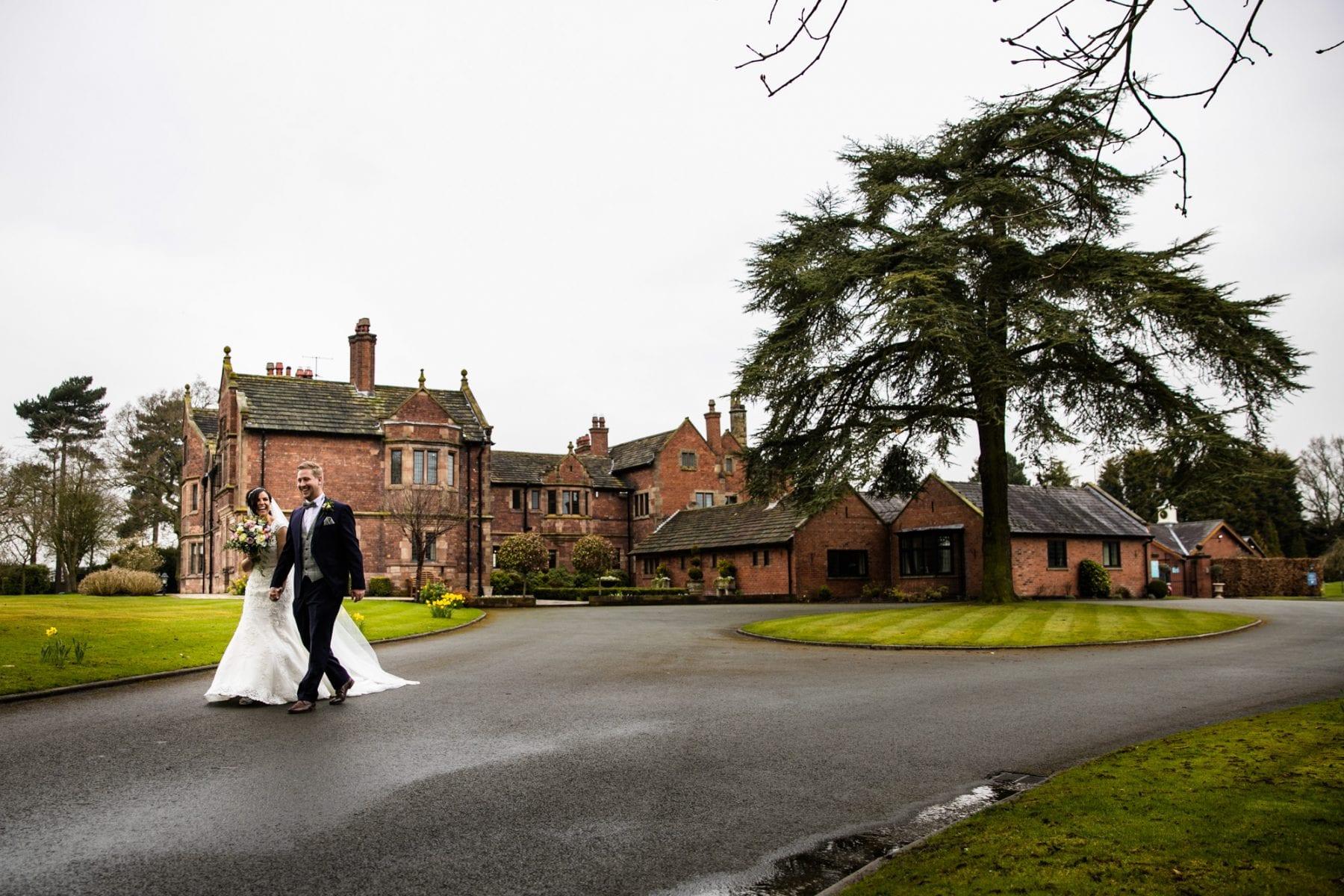 Natural Wedding Photos Colshaw Hall