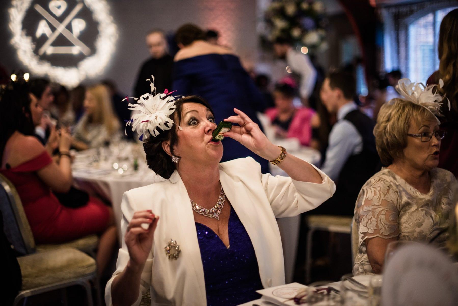 Real Wedding Photography Colshaw Hall