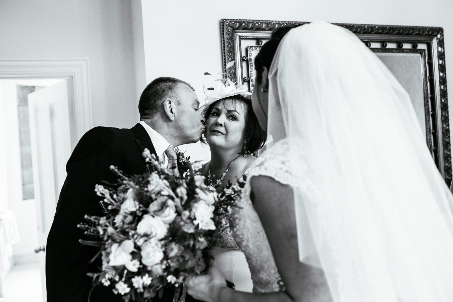 Wedding Photographs Colshaw Hall