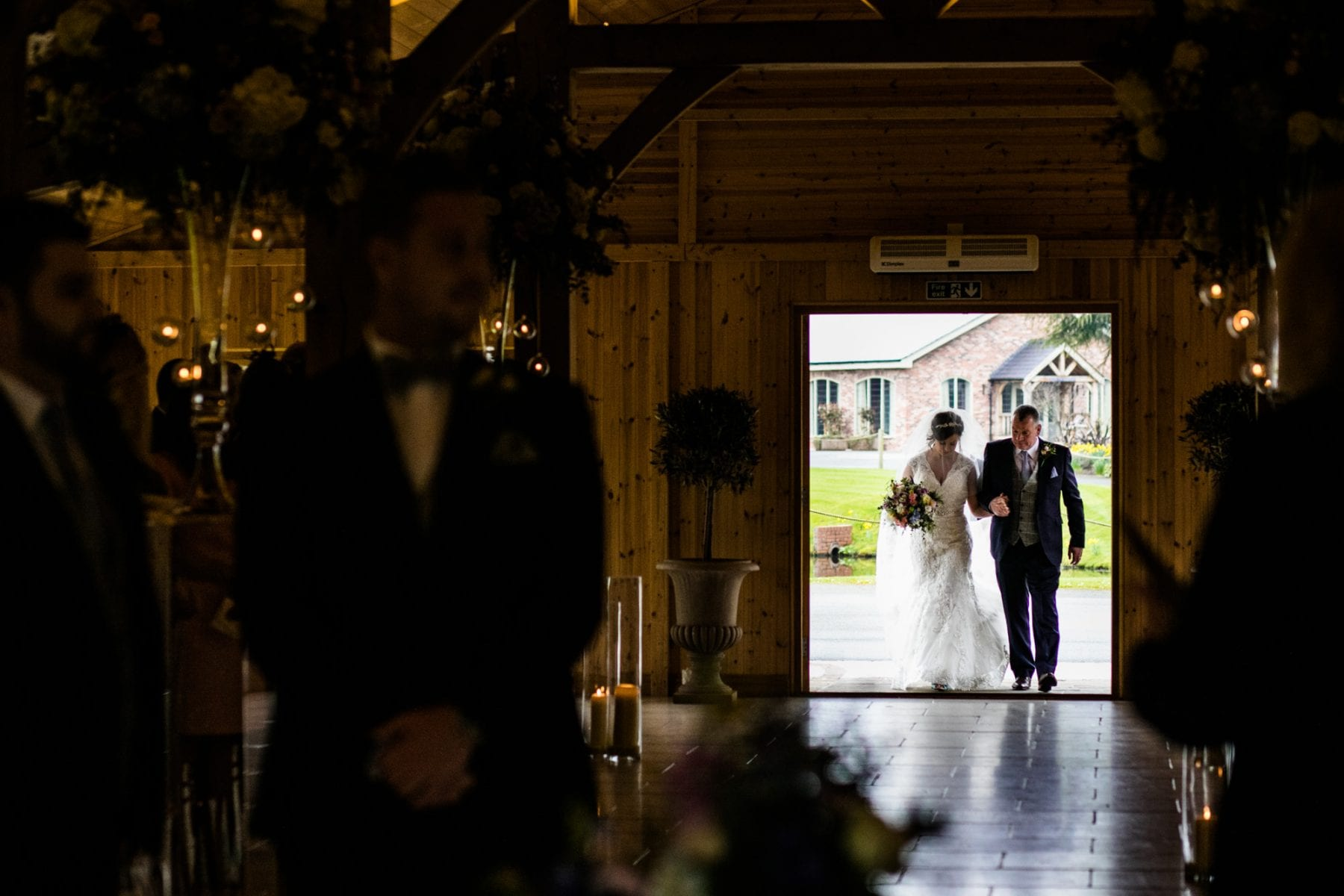 Wedding Photography Colshaw Hall
