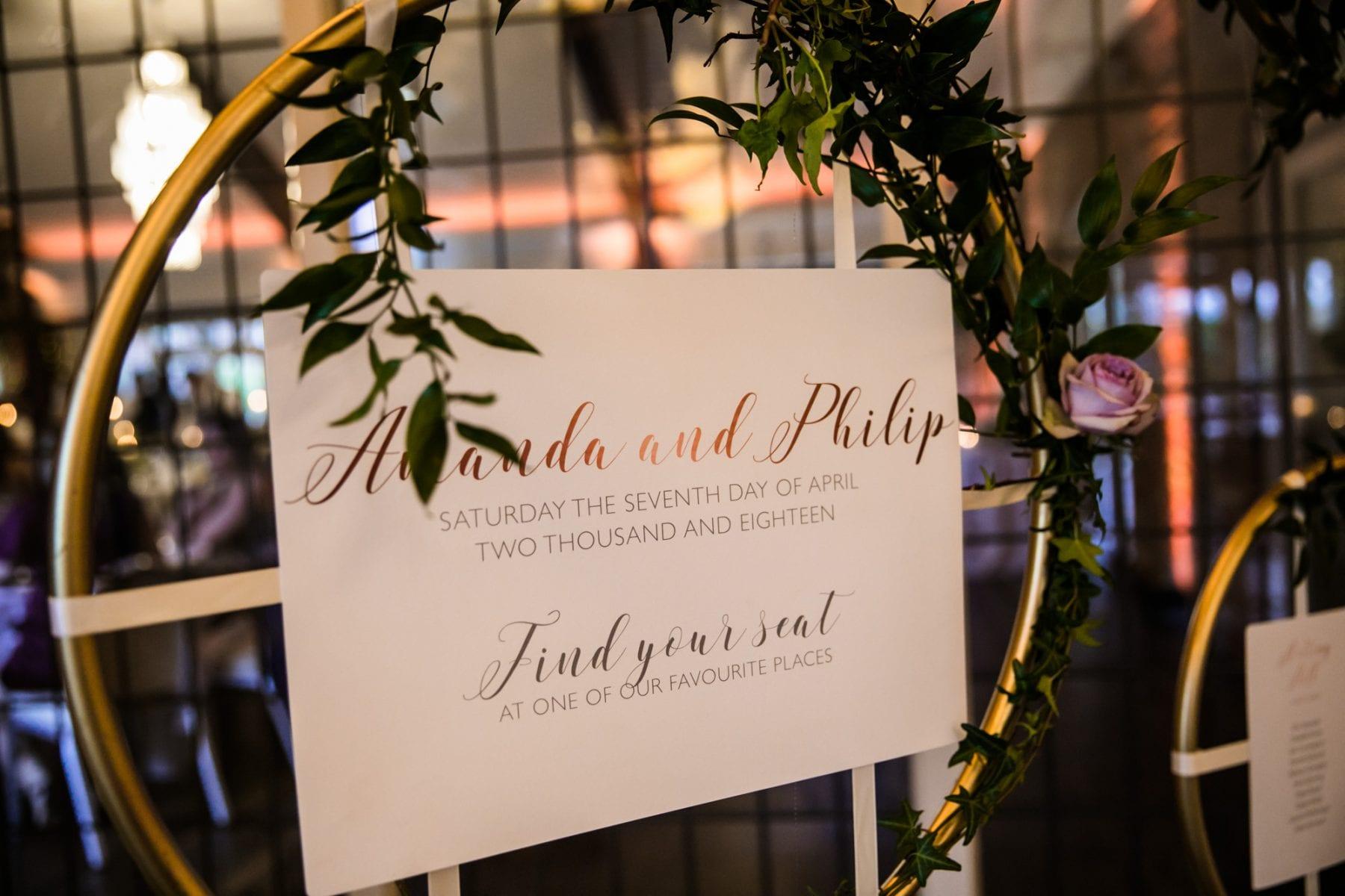 Wedding Reception Colshaw Hall
