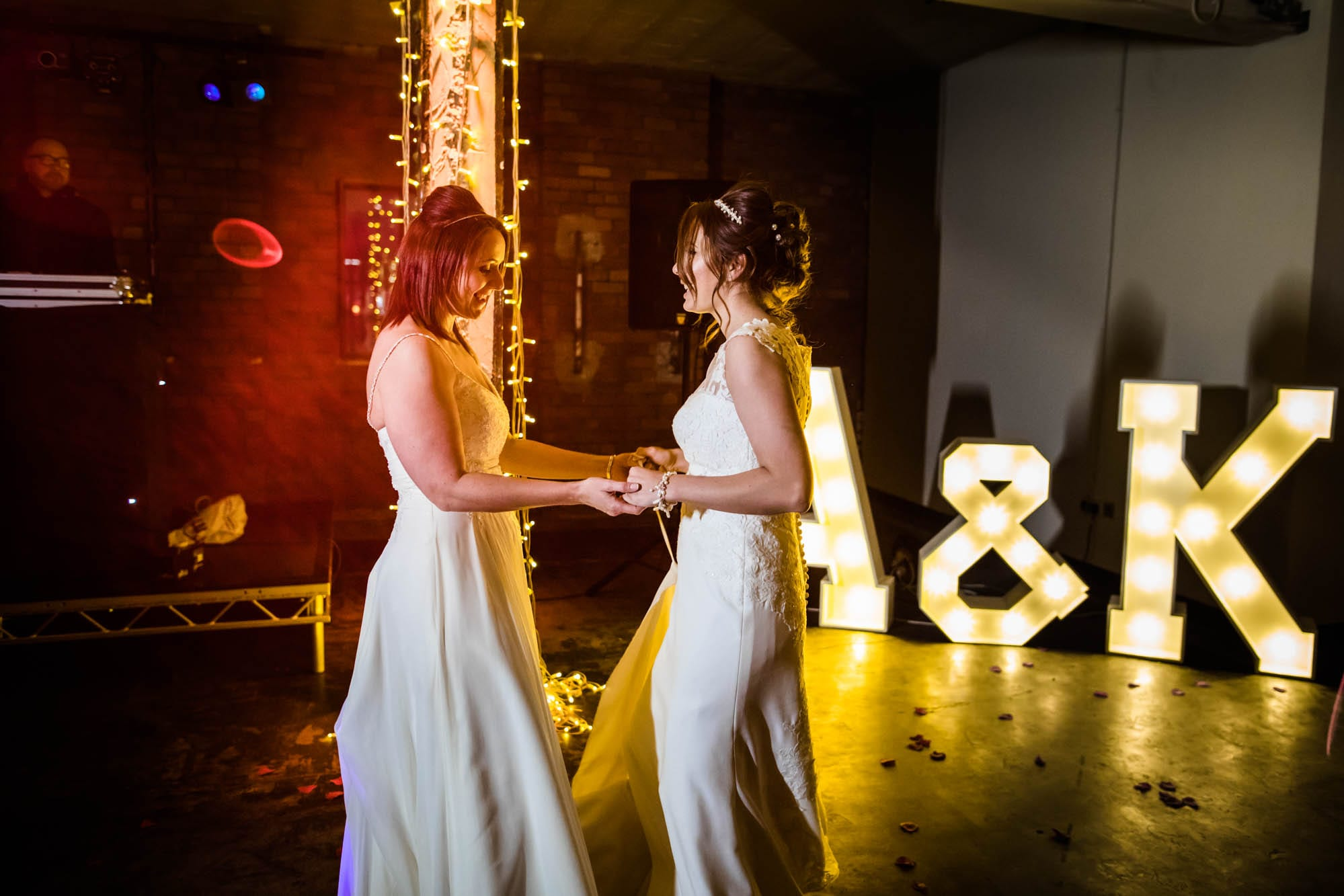 Victoria Warehouse Natural Wedding Photographer