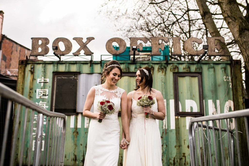 Victoria Warehouse Wedding Photographs