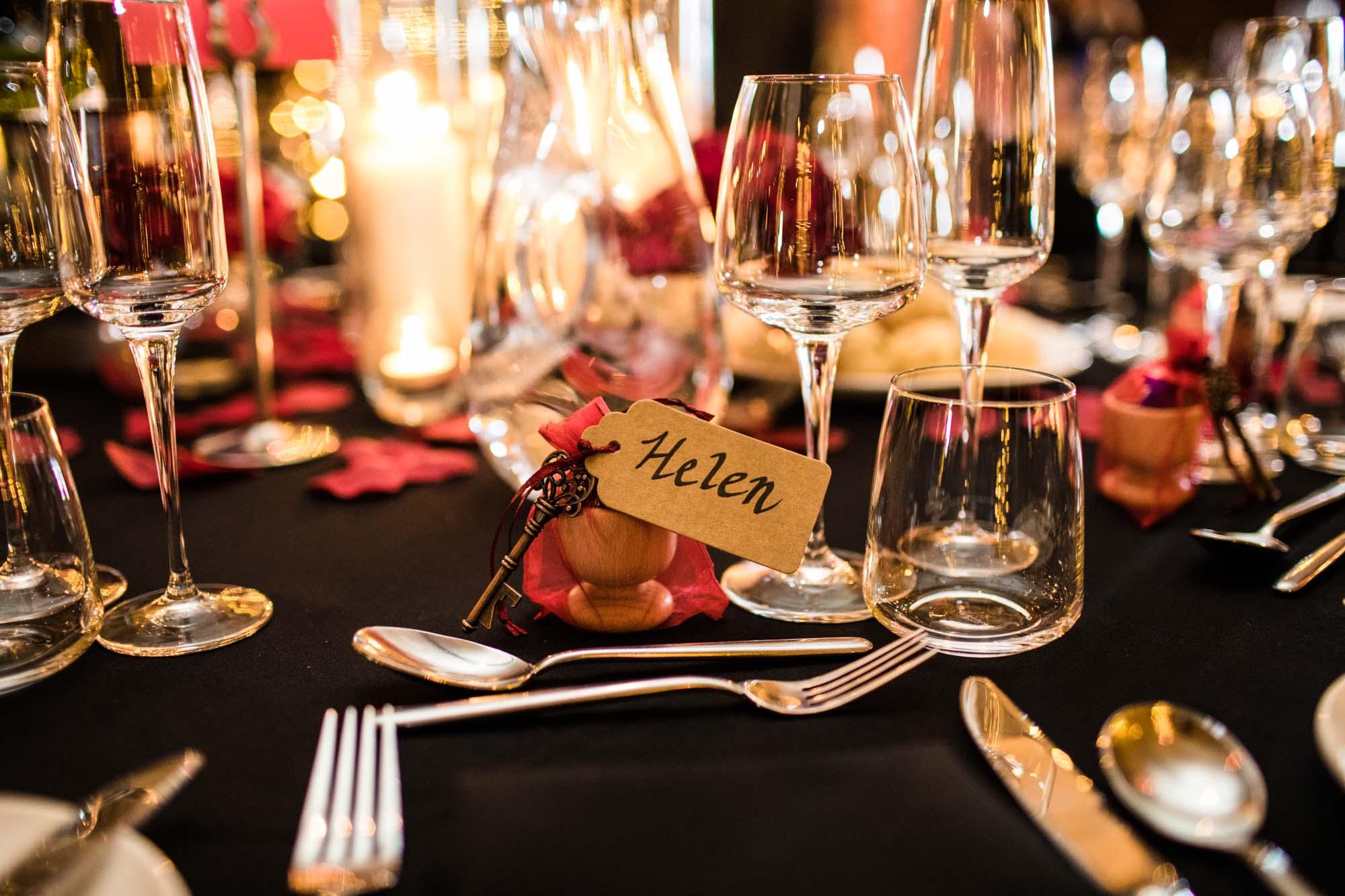 Victoria Warehouse Wedding Reception Photos