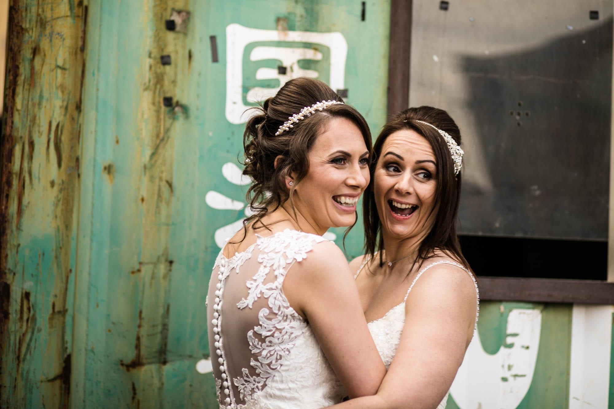 Wedding Photography Victoria Warehouse