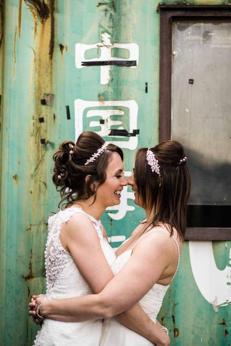 Wedding Photos Victoria Warehouse