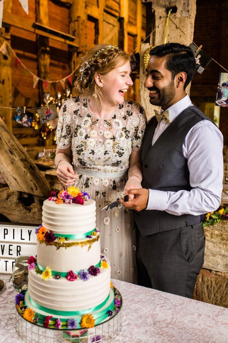 Creative Wedding Photos Pimhill Barn