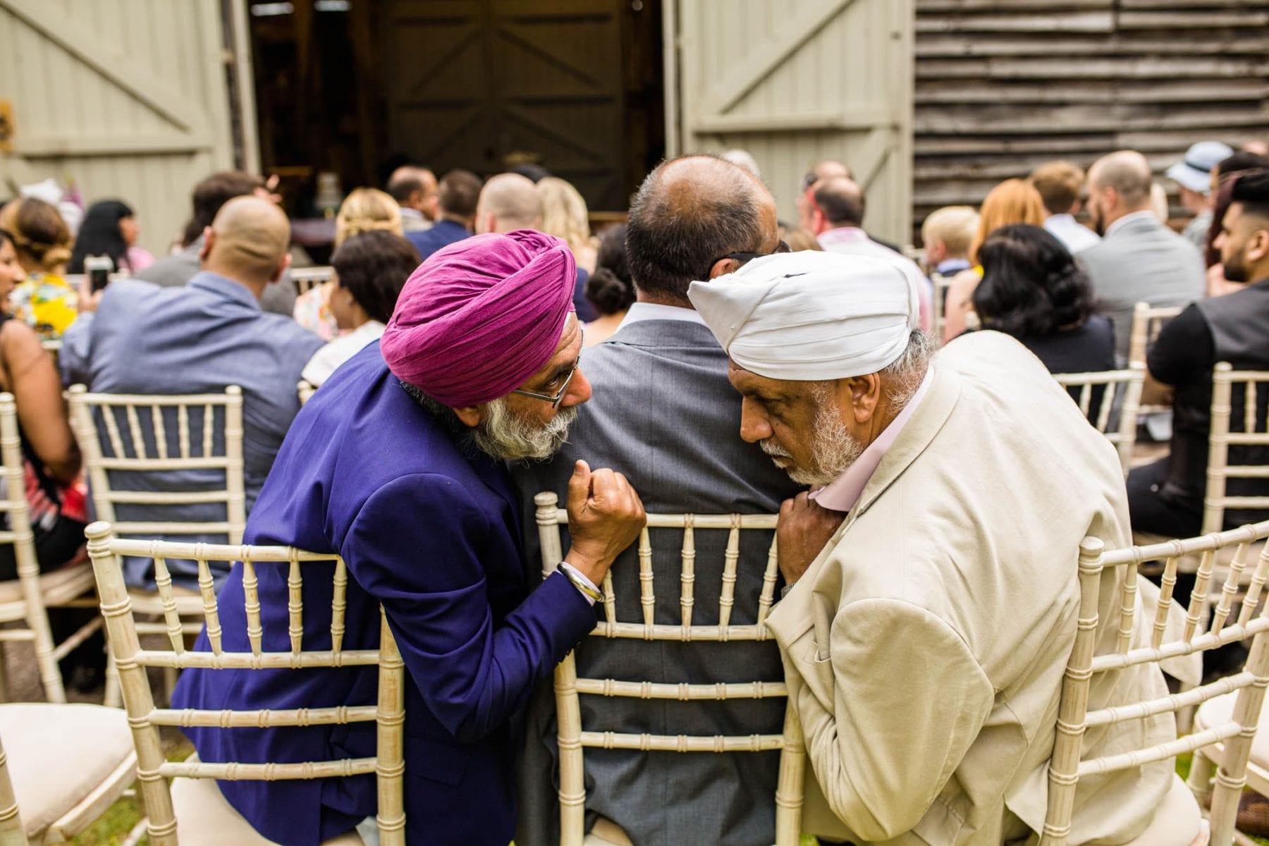 Documentary Wedding Photographs Pimhill Barn