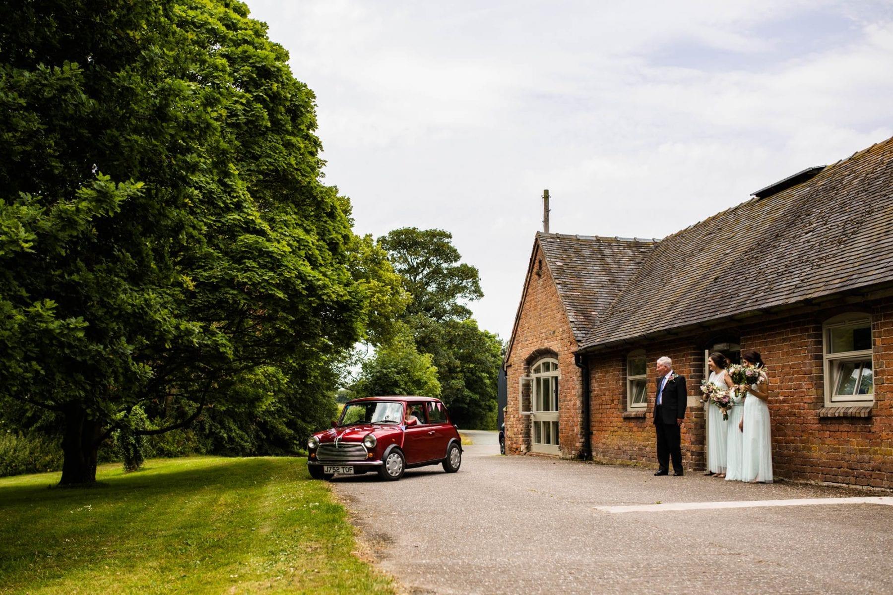 Documentary Wedding Photography Pimhill Barn