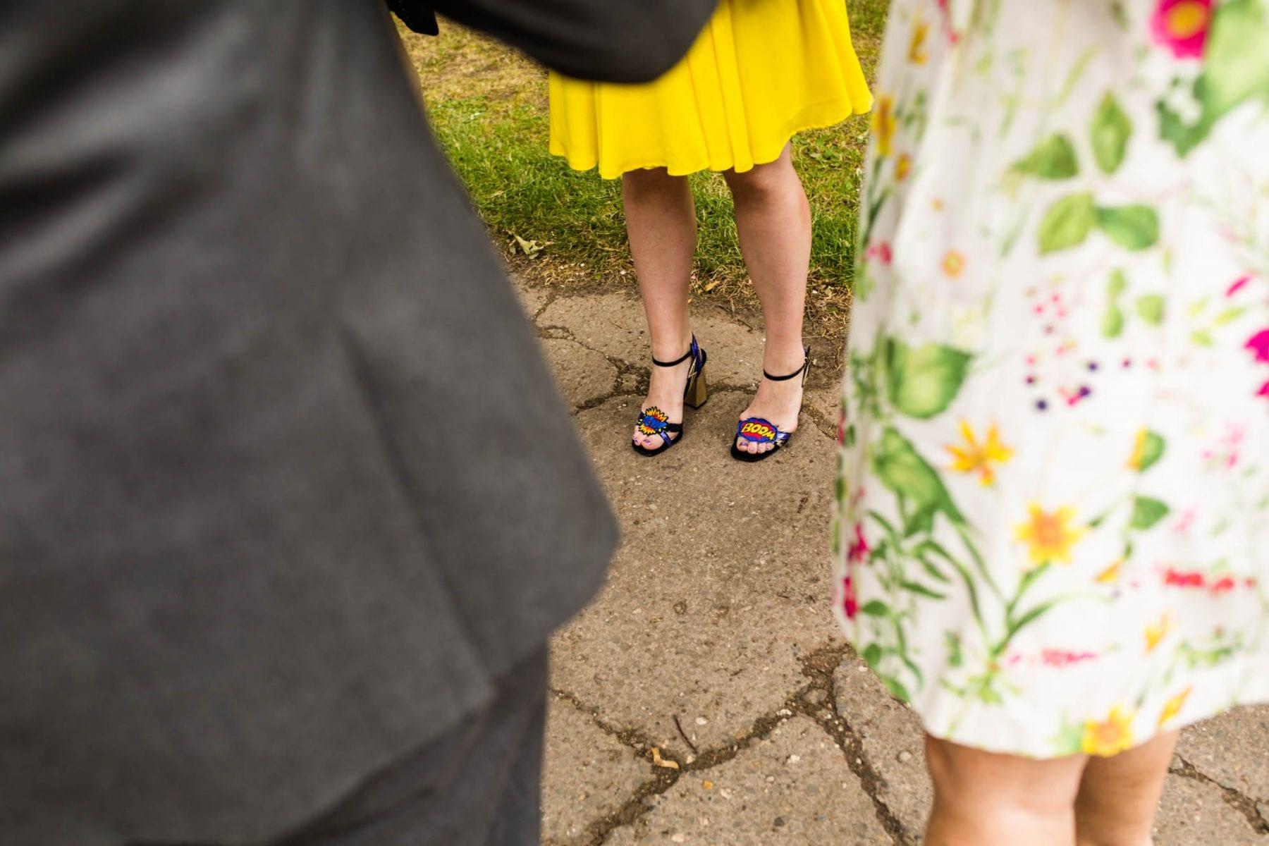 Fun Wedding Photography Pimhill Barn
