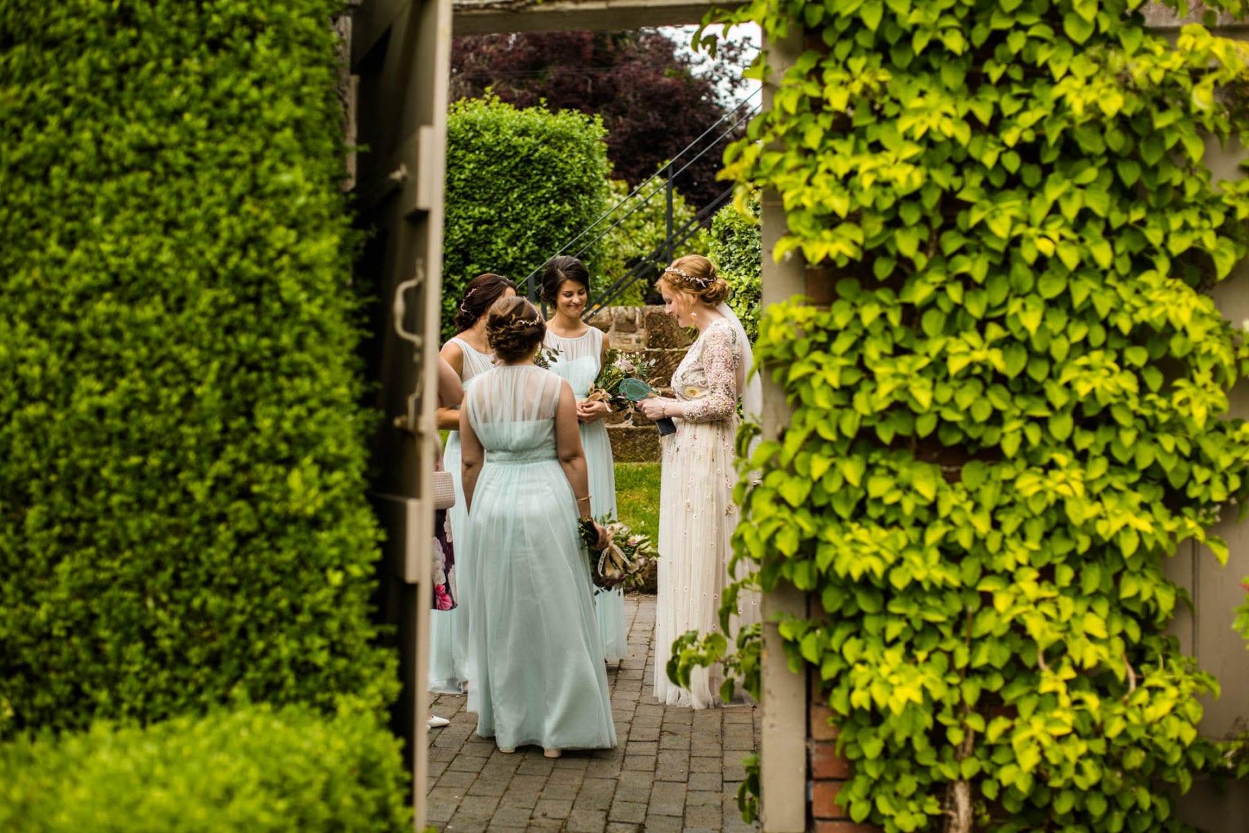 Natural Wedding Photos Pimhill Barn