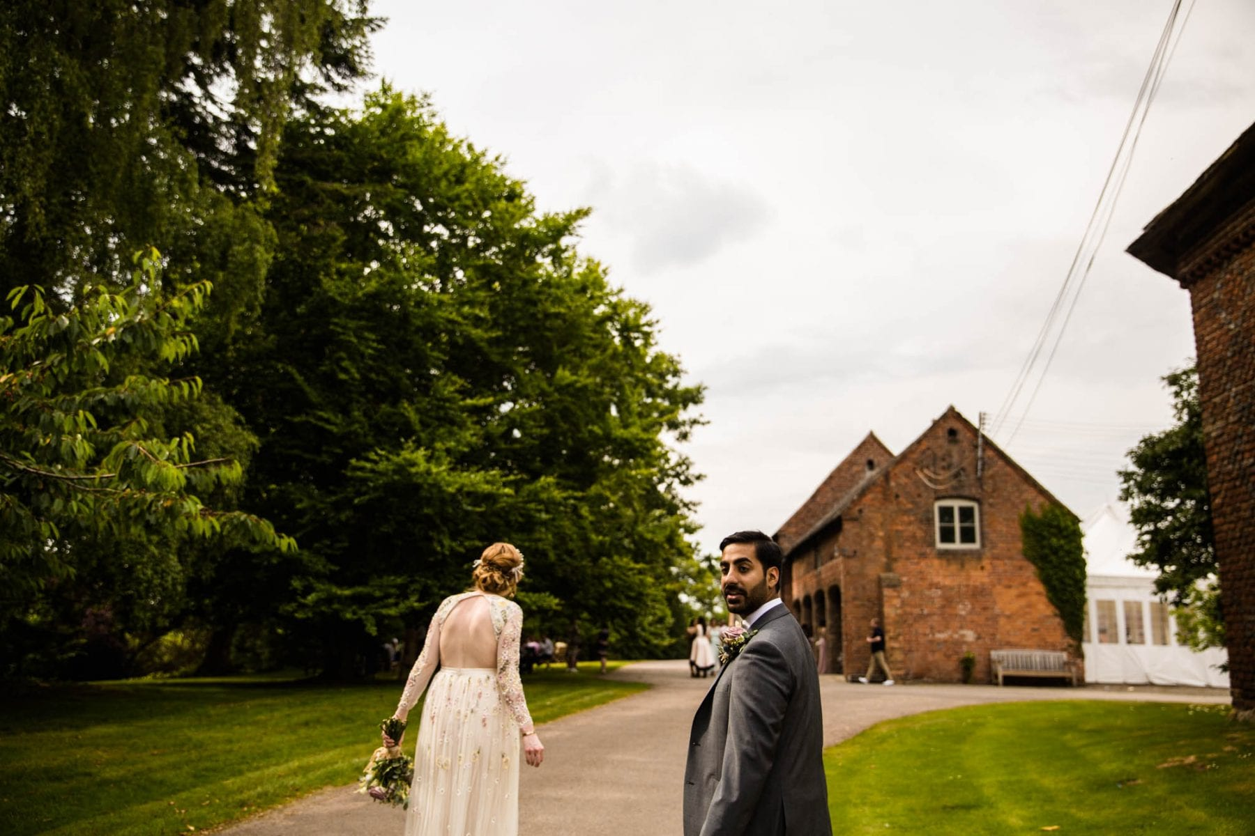 Pimhill Barn Documentary Wedding Photographs