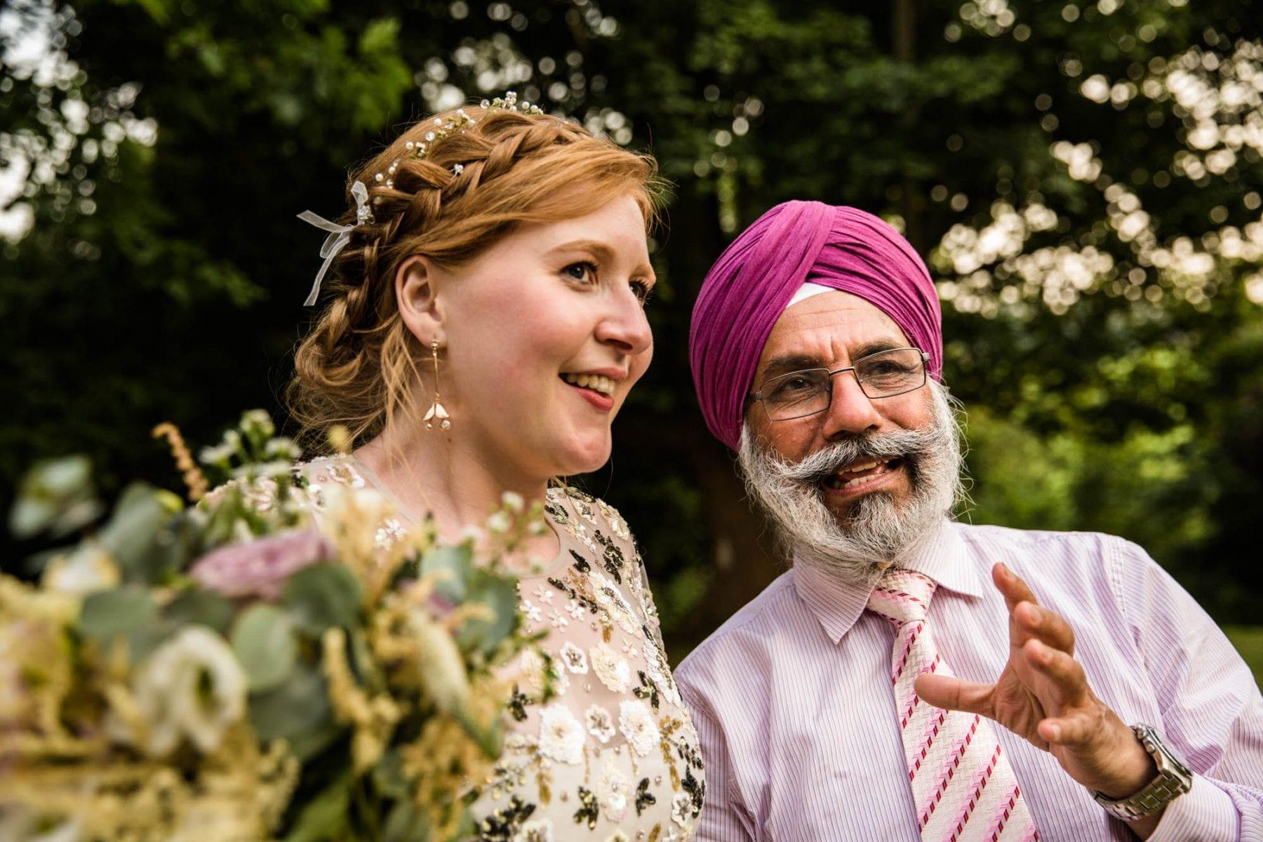 Pimhill Barn Natural Wedding Photography