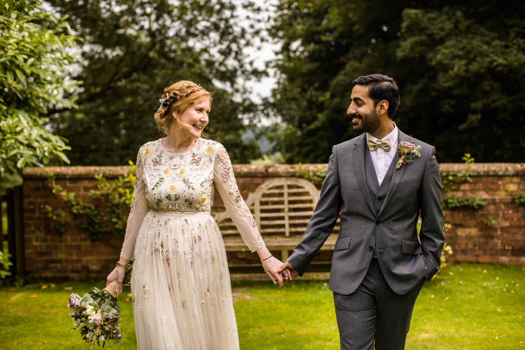Wedding Photographer Pimhill Barn