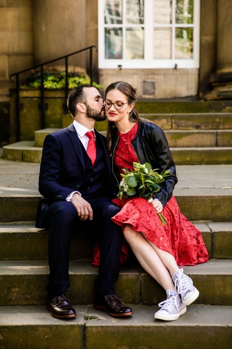 Creative Wedding Photographs Manchester