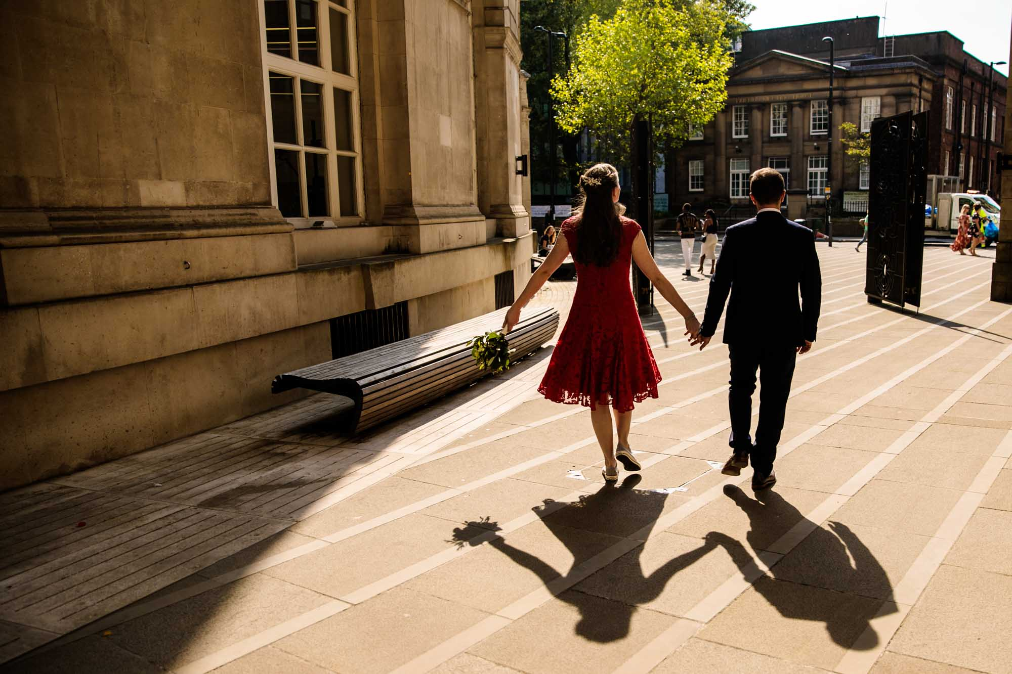 Quirky Wedding Photographs Manchester