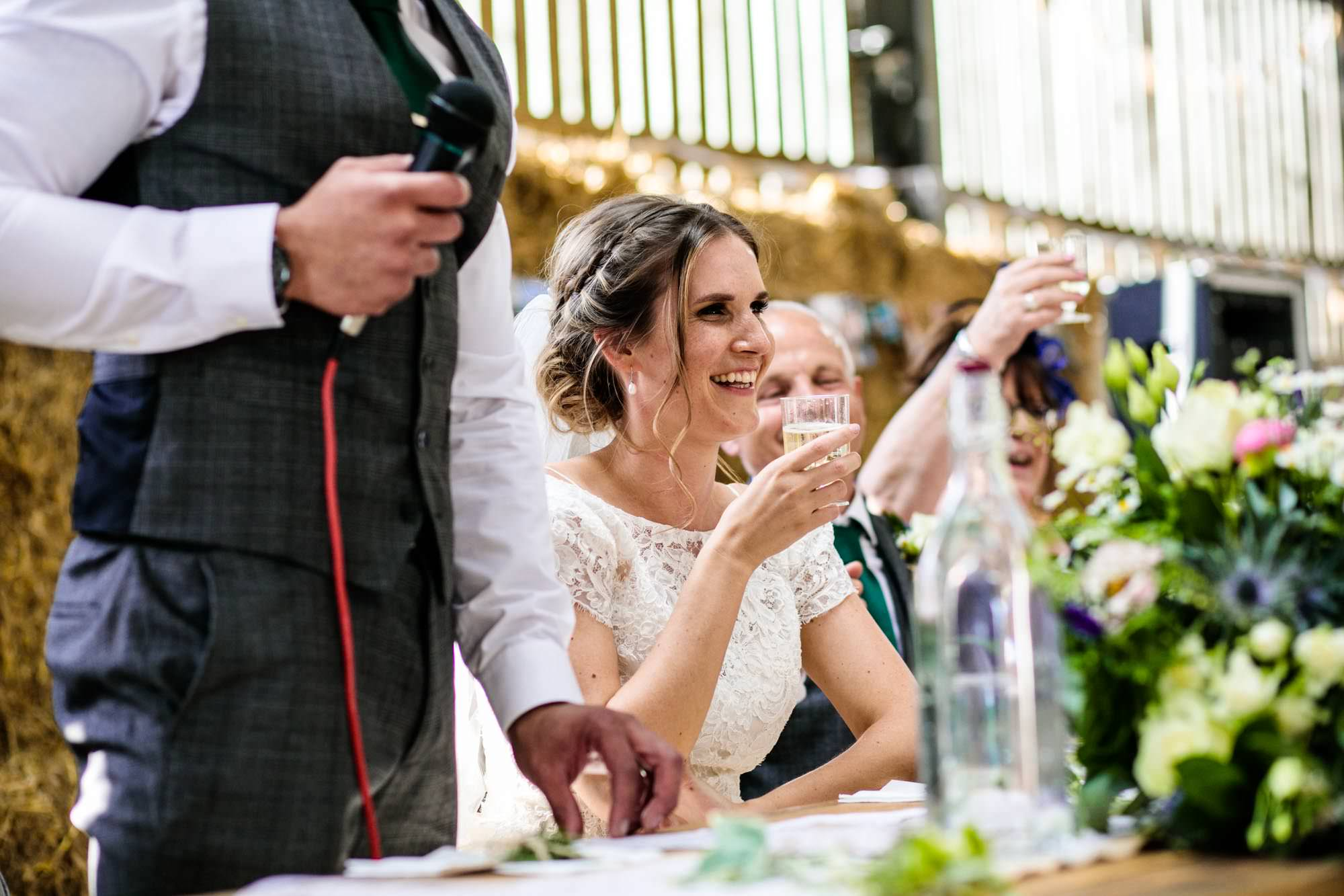 Natural Wedding Photography Thornsett Fields Farm