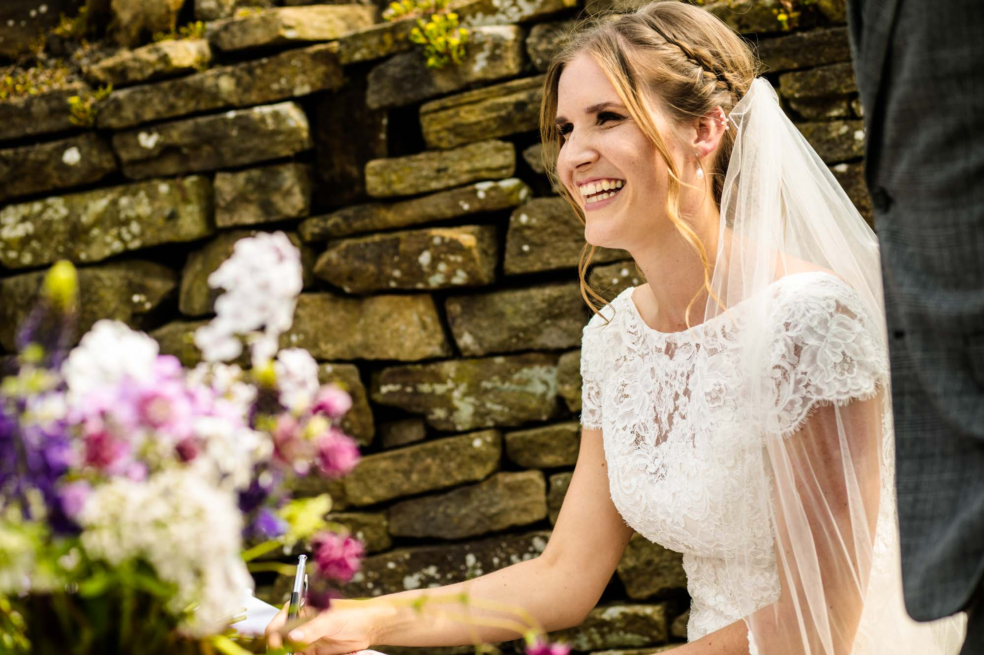 Thornsett Fields Farm Wedding Ceremonies