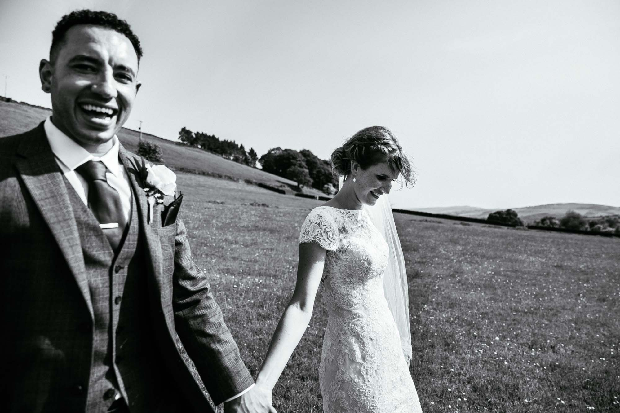 Thornsett Fields Farm Wedding Photos
