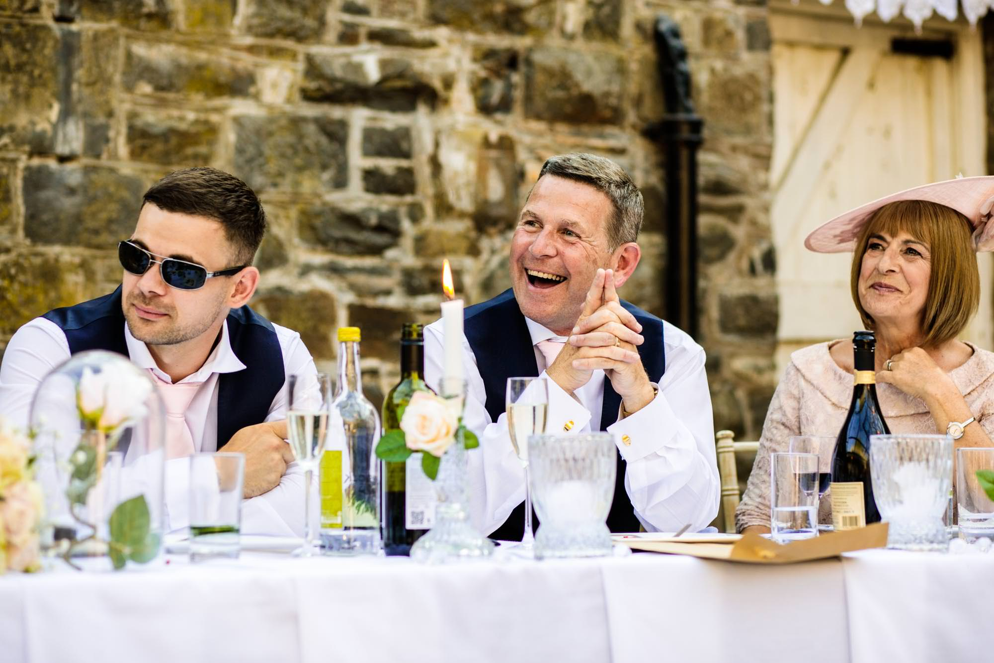 Colourful Wedding Photographer Plas Dinam