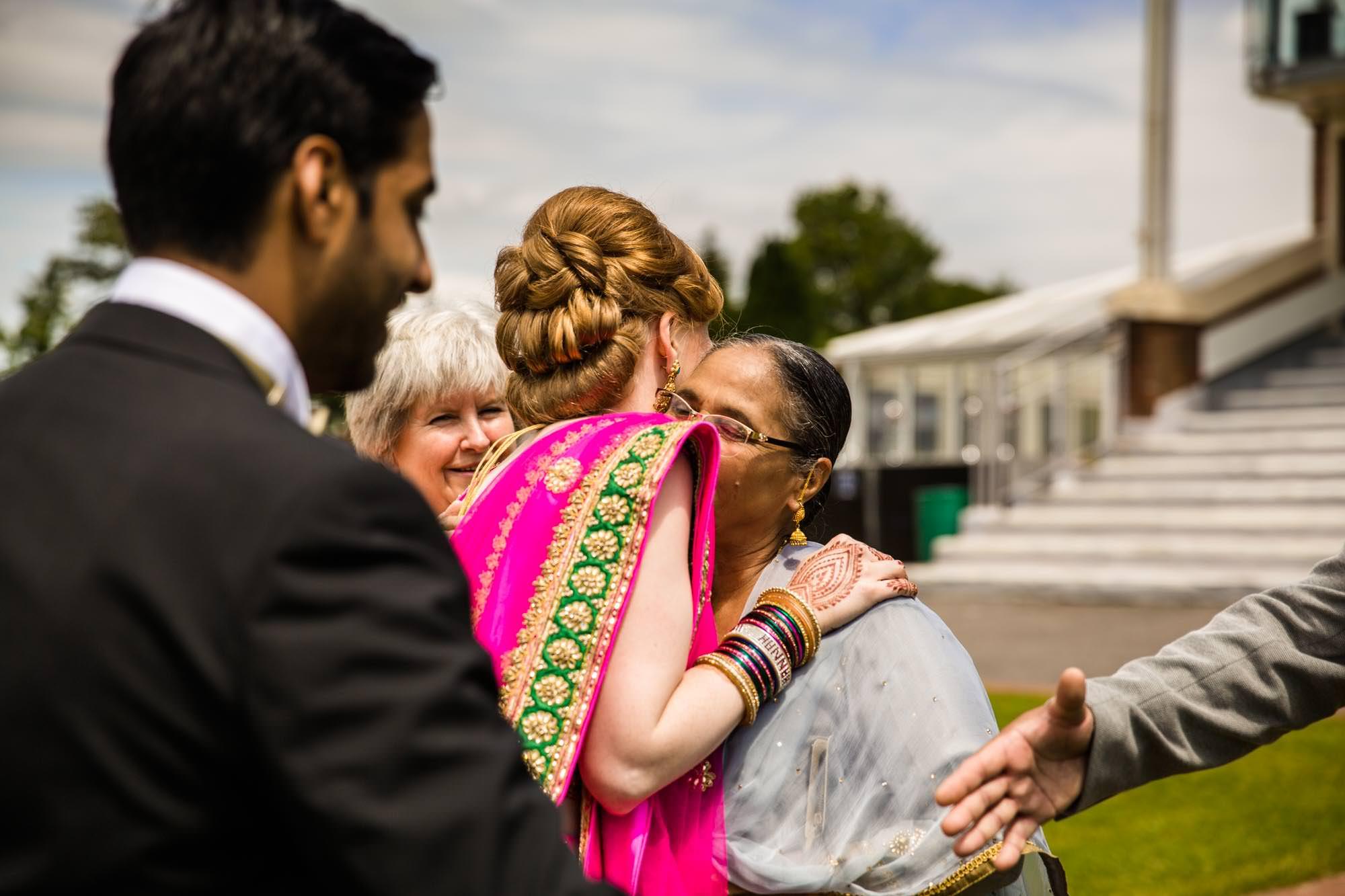 Alternative Indian Wedding Photographer