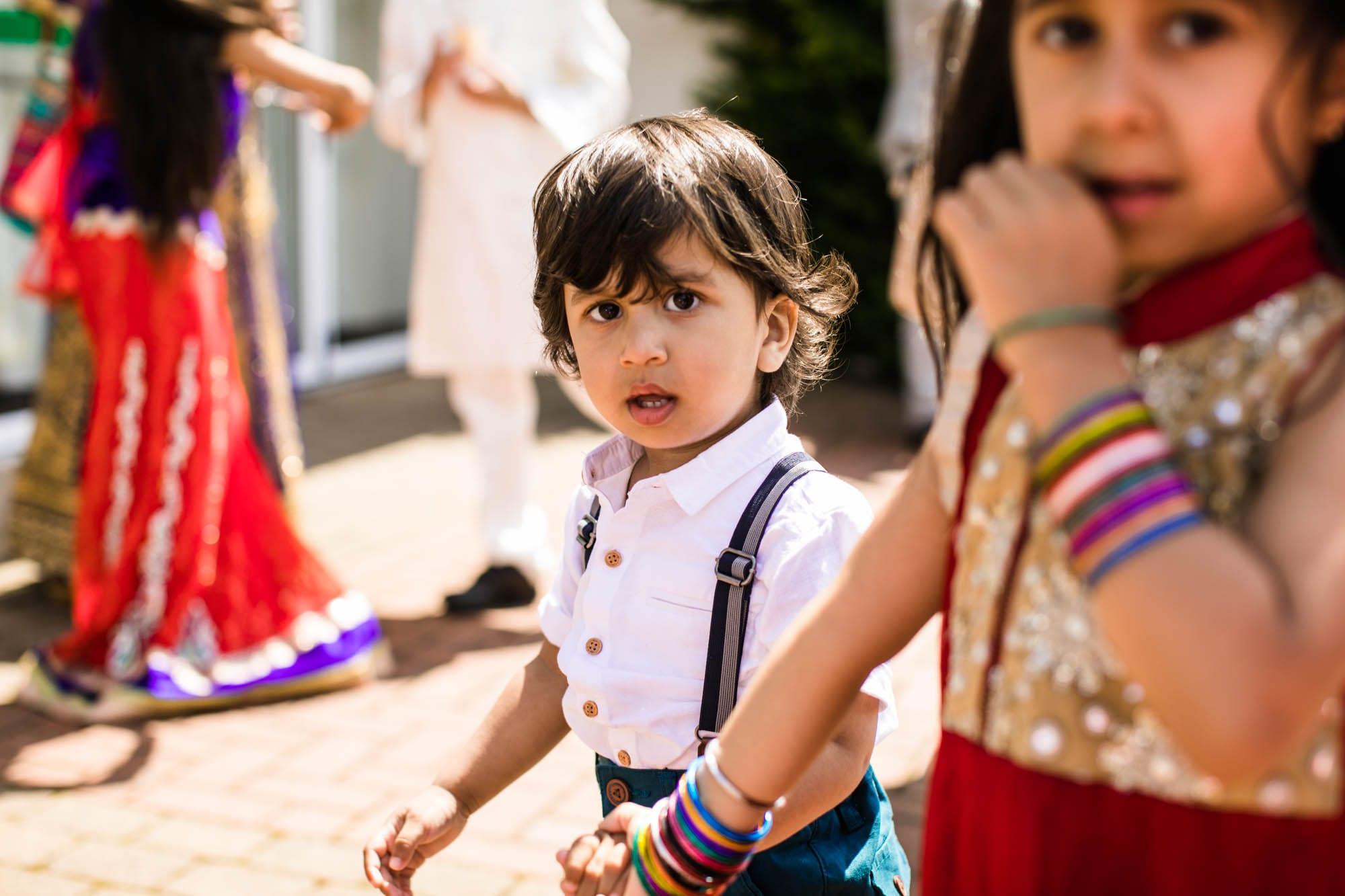 Alternative Indian Wedding Photographs