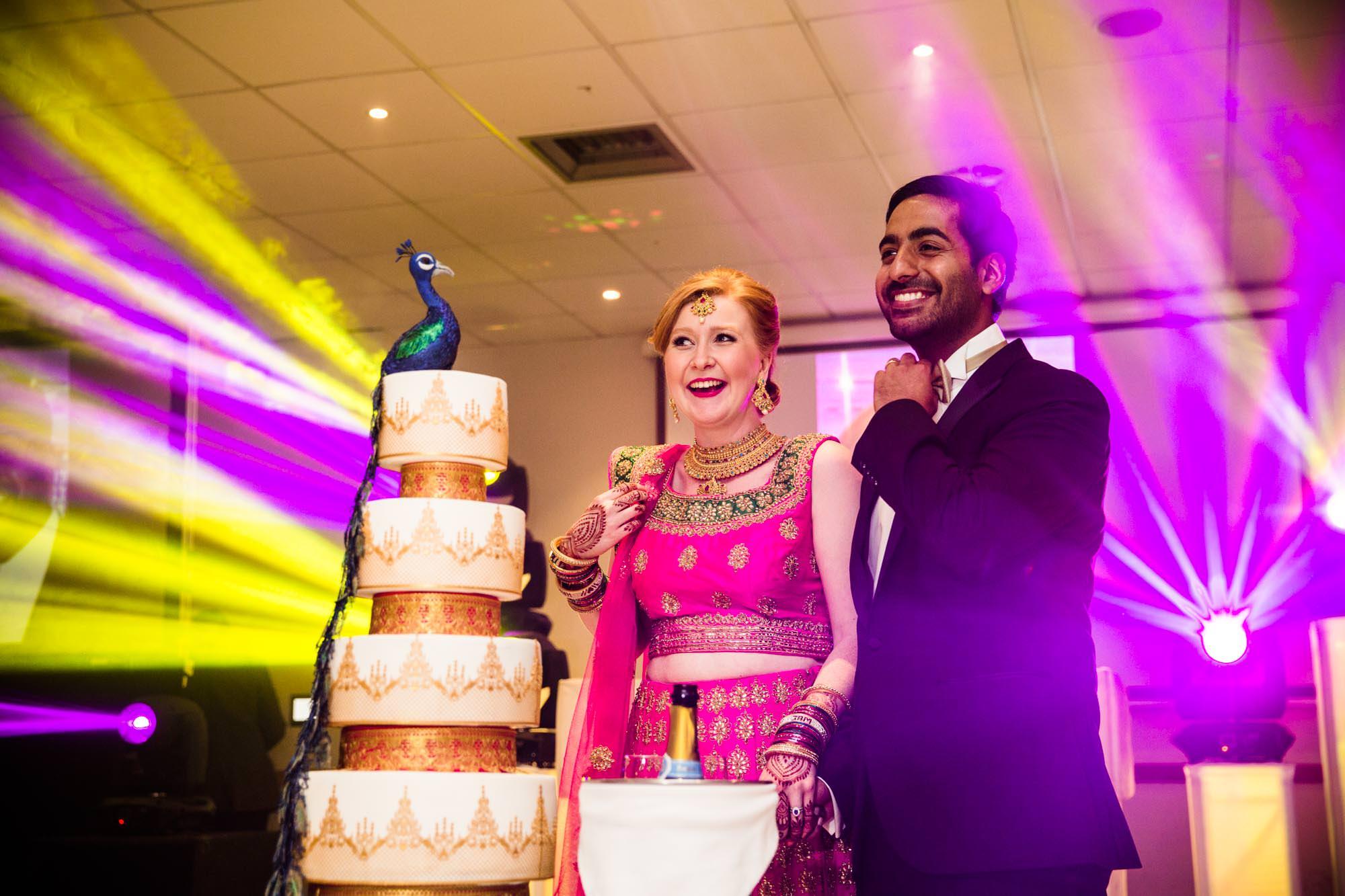 Alternative Indian Wedding Photos