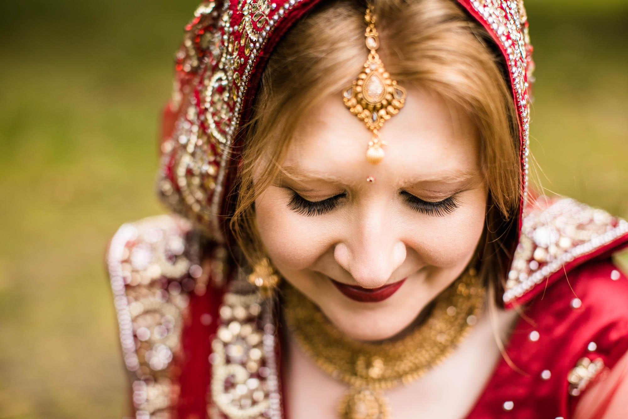 Creative Sikh Fusion Wedding Photography