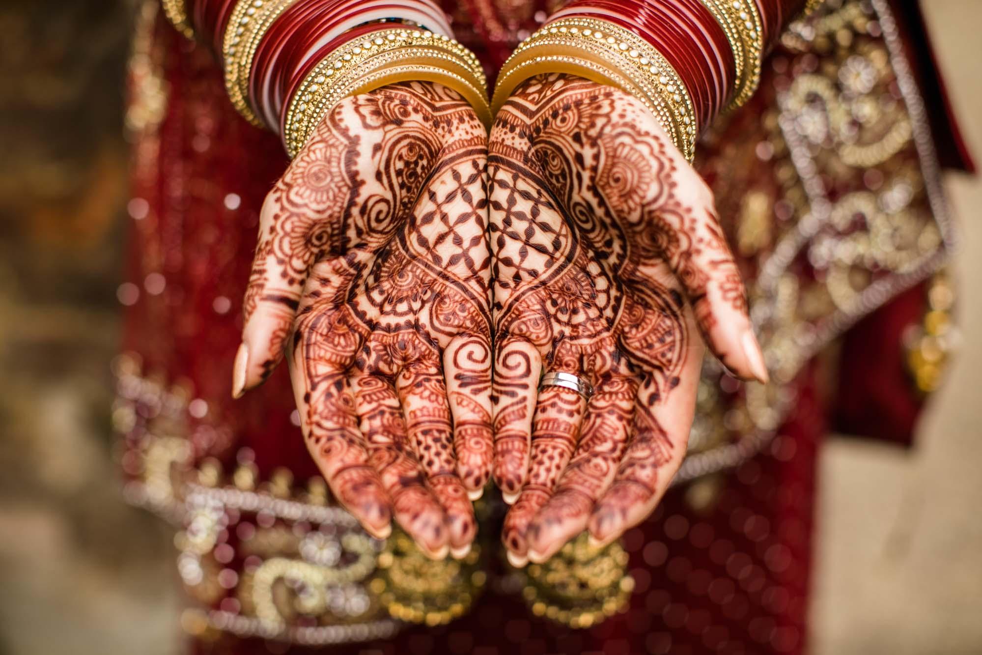 Creative Sikh Wedding Photos