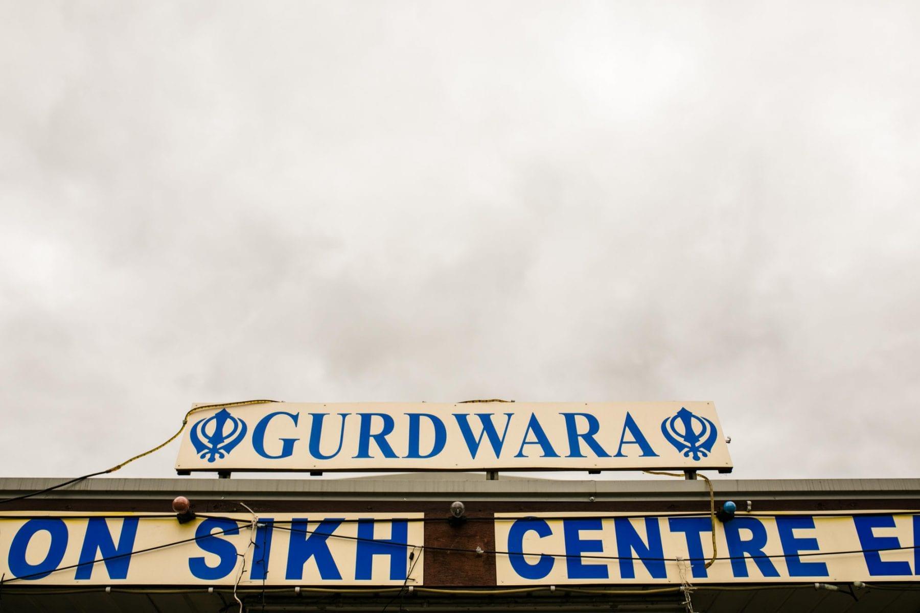 Ealing Gurdwara Wedding