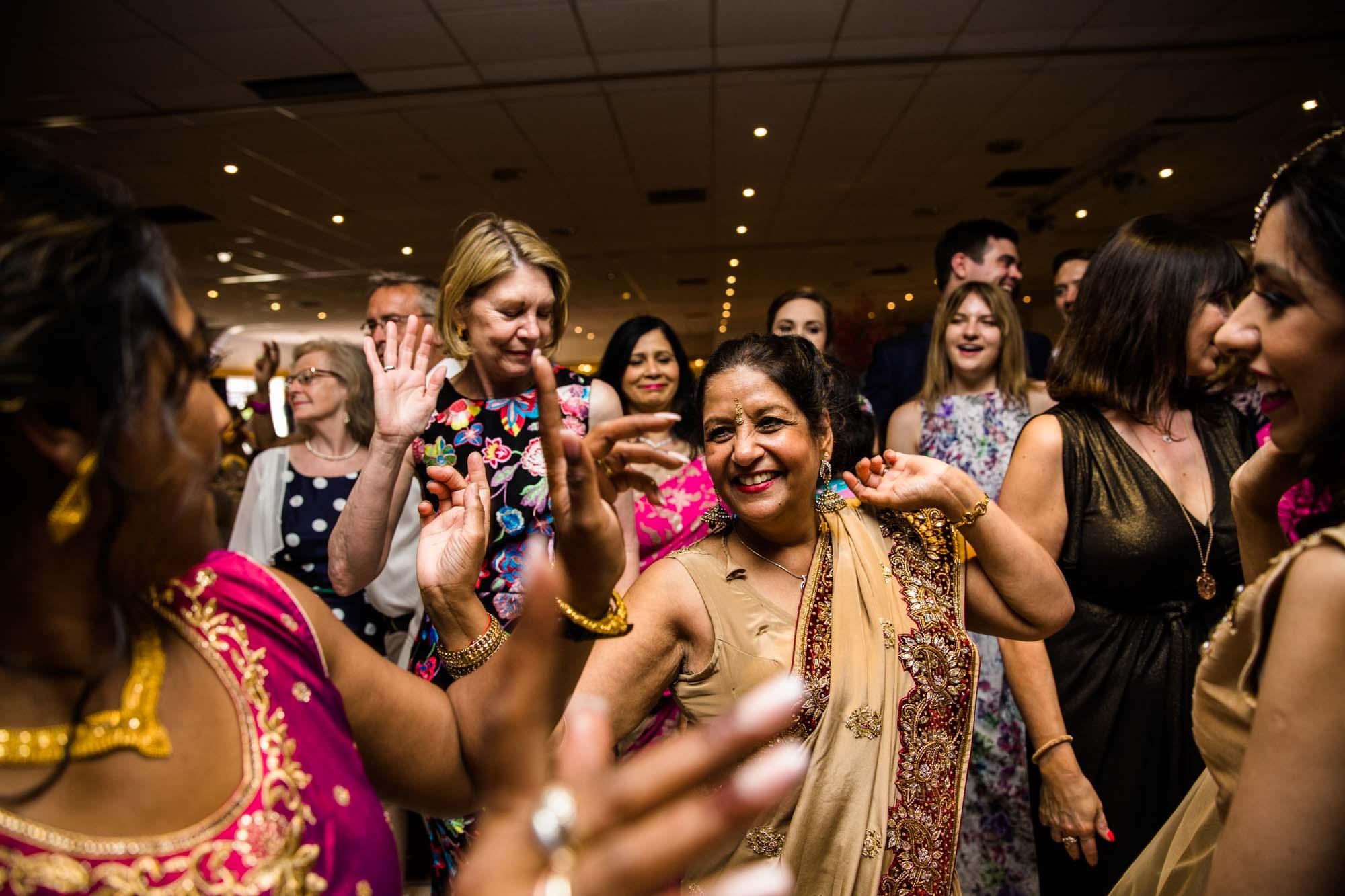 Fun Indian Wedding