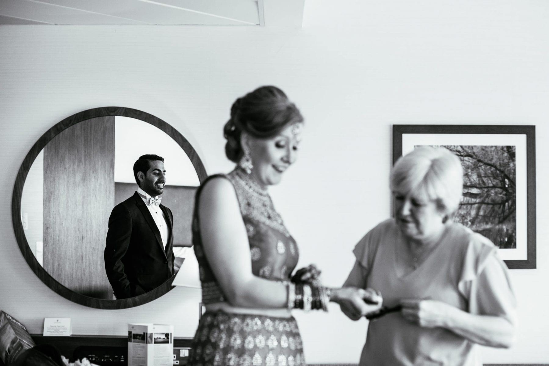 Indian Fusion Wedding Photographer